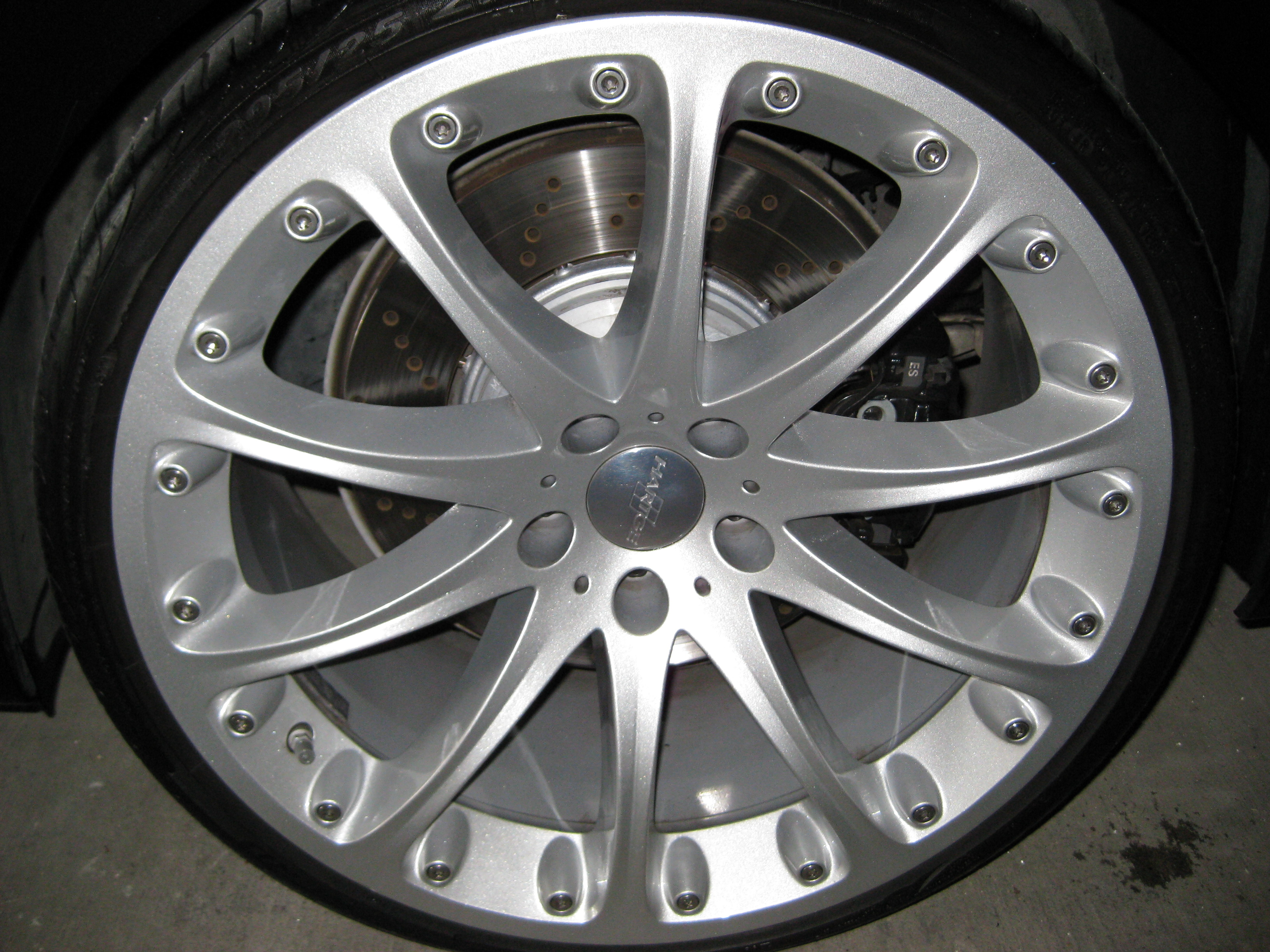 Hartge classic ii wheels for sale!! 21