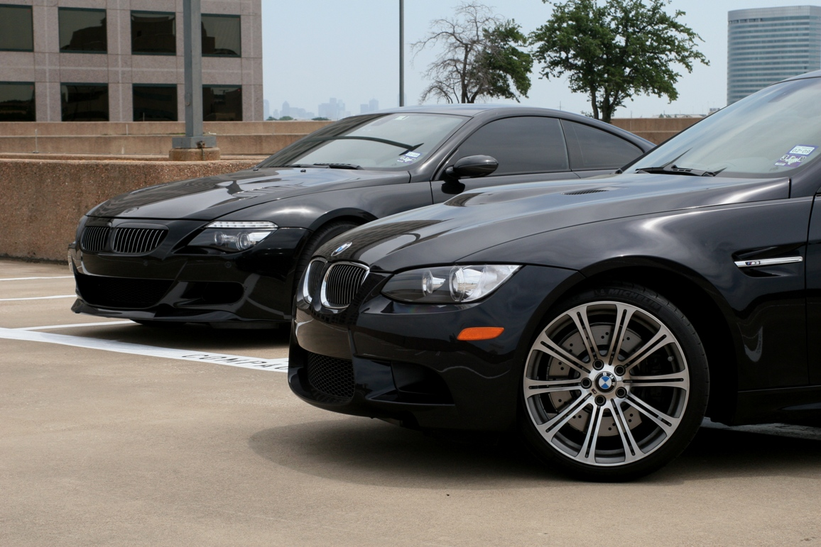 M6 w/ Little Brother M3 + CF Interior (Pics) | BMW M5 Forum