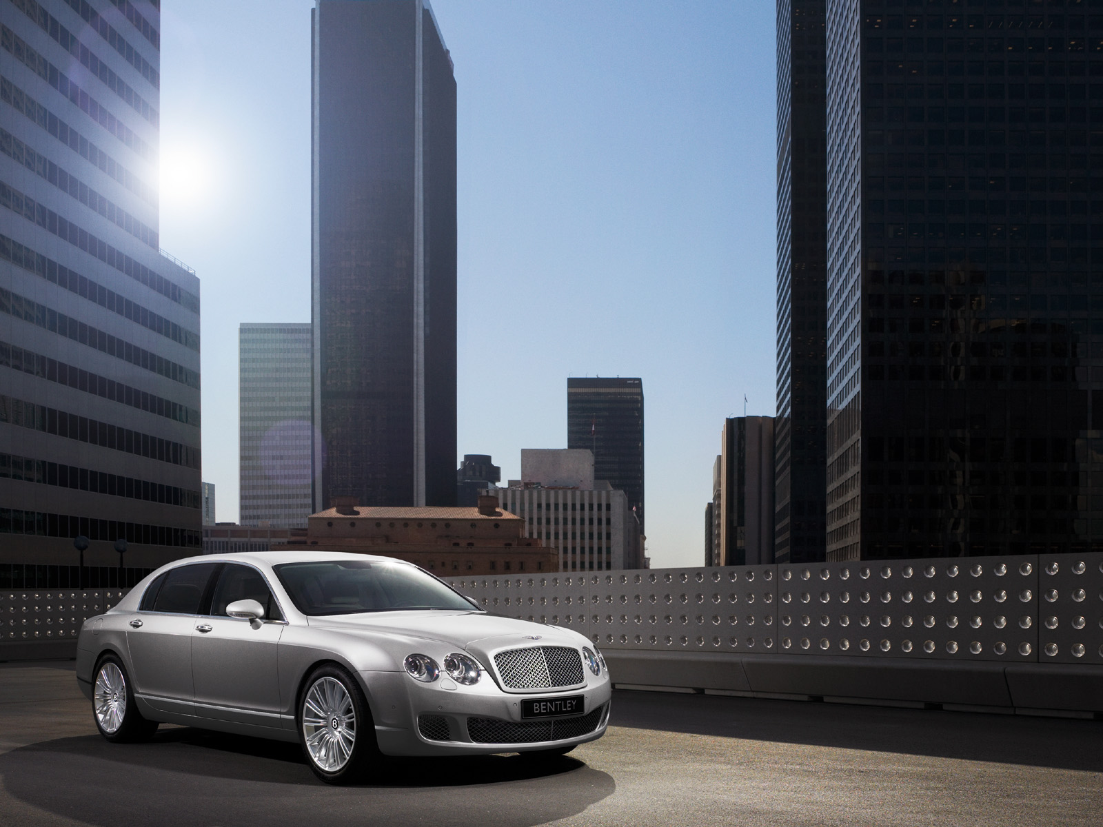 Flying Spur Speed - The