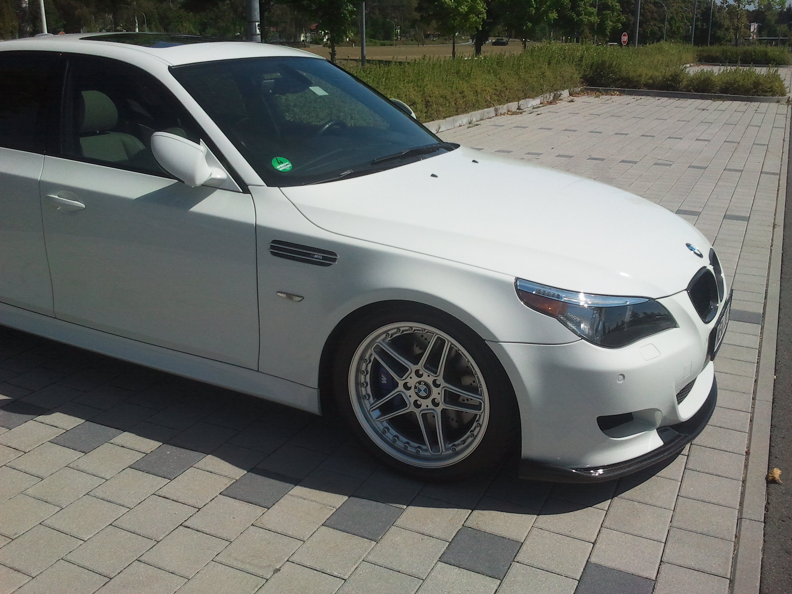 E60 0310 For Sale 2006 BMW M5 Alpine White  BMW M5 Forum and