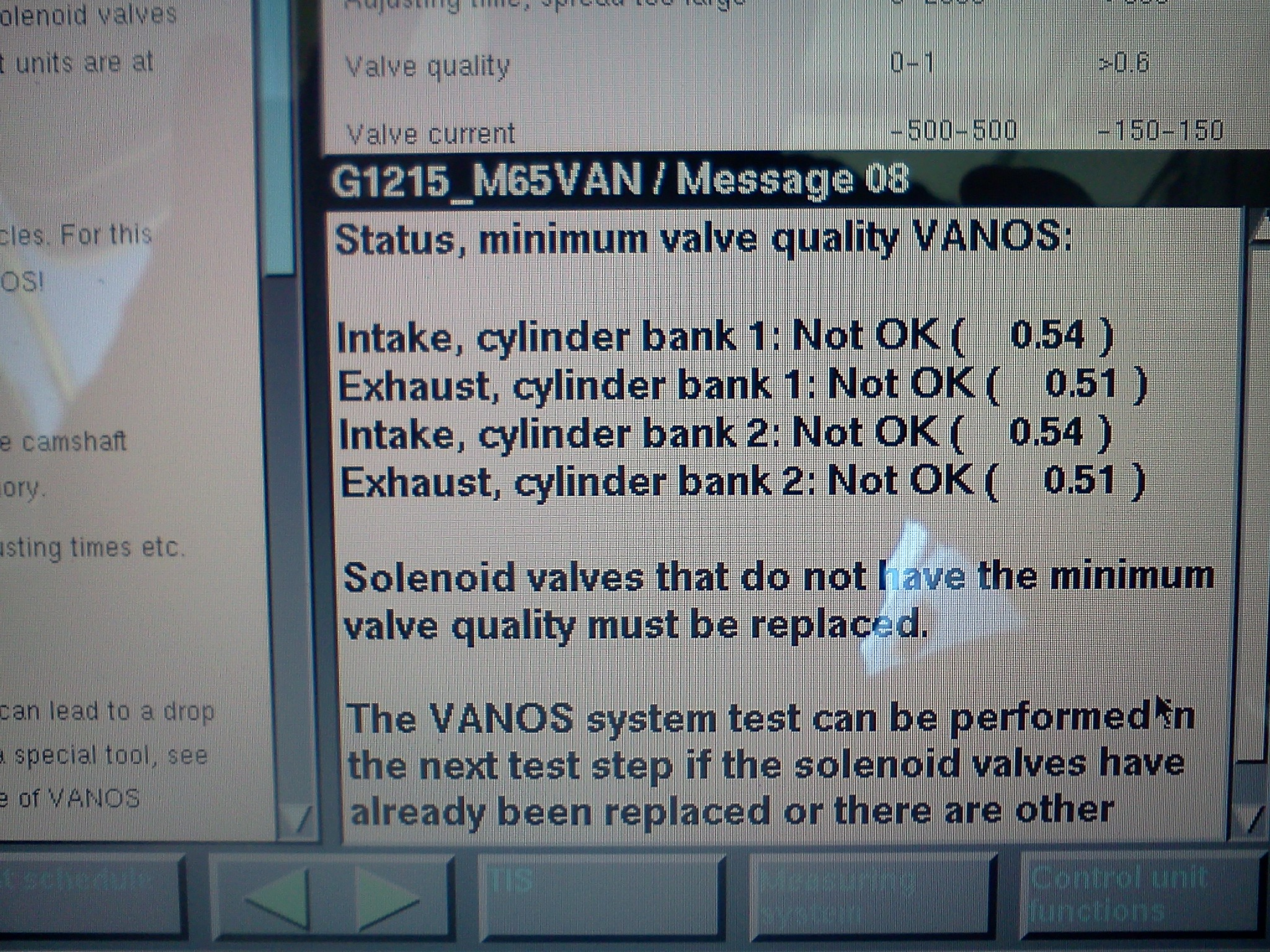 DIY - Changing the S85 VANOS solenoids - Page 8 - BMW M5 Forum and