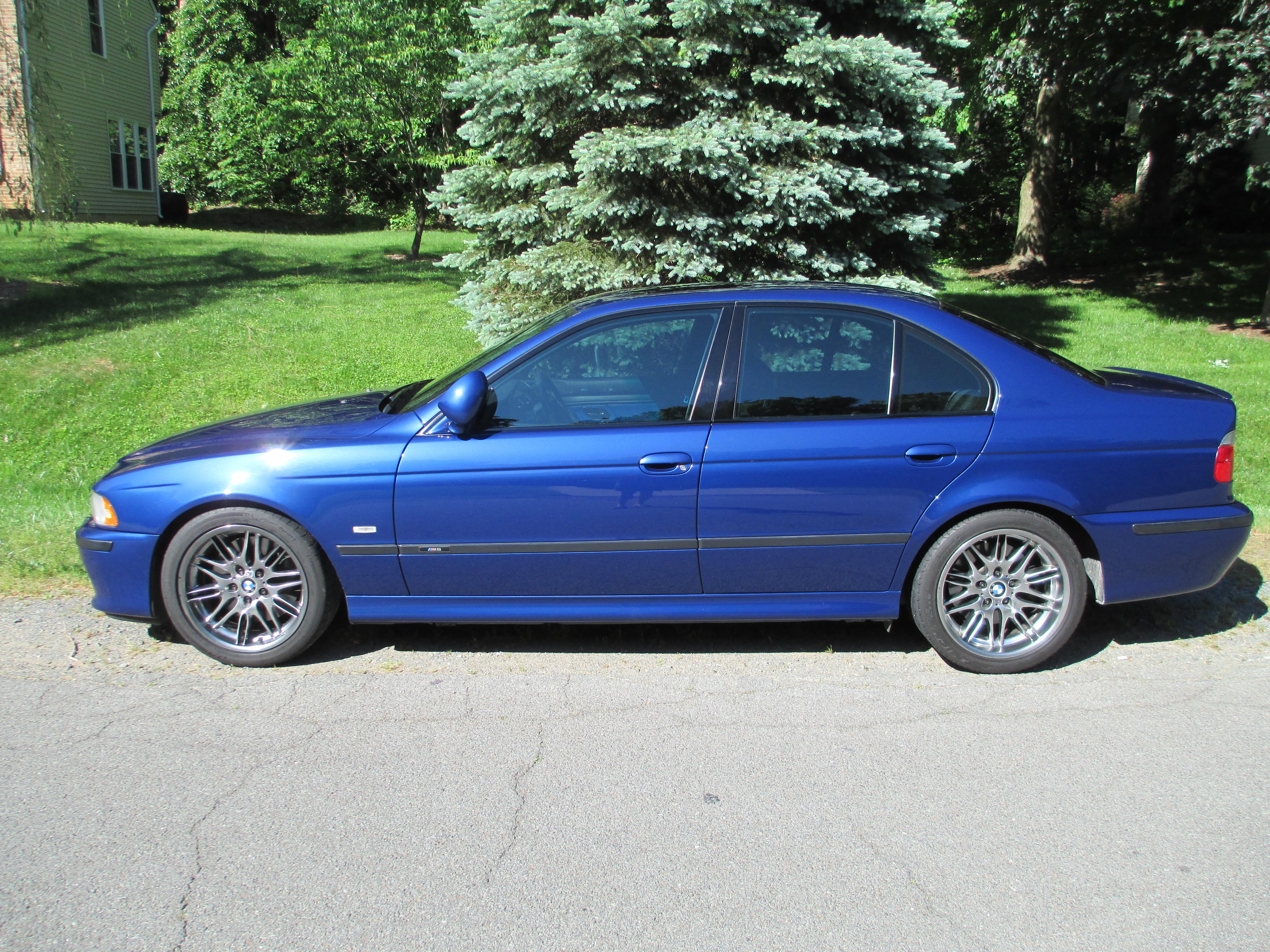 E39 96 03 For Sale 2000 M5 56 3k Miles Like New Avus