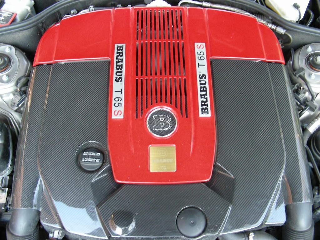 Pictures: Brabus T65S