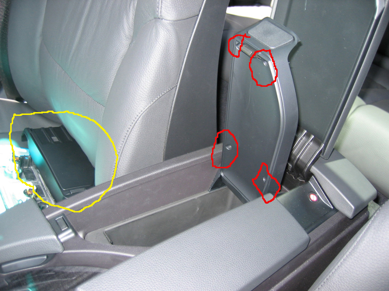 Install cell phone cradle | BMW M5 Forum and M6 Forums