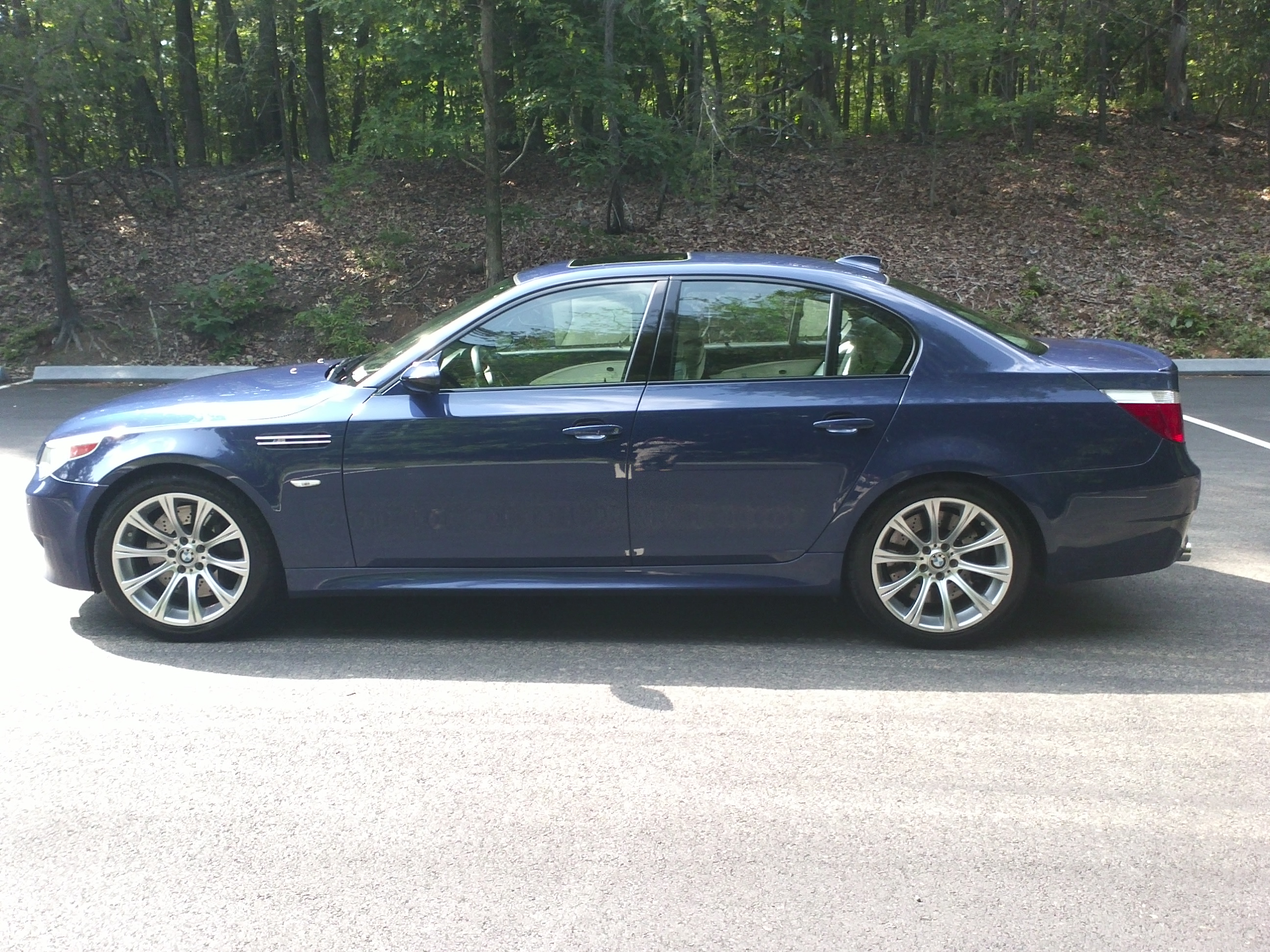 Used Cars For Sale In Northern Va: E60 (03-10) For Sale 2007 M5 For Sale (Northern Virginia
