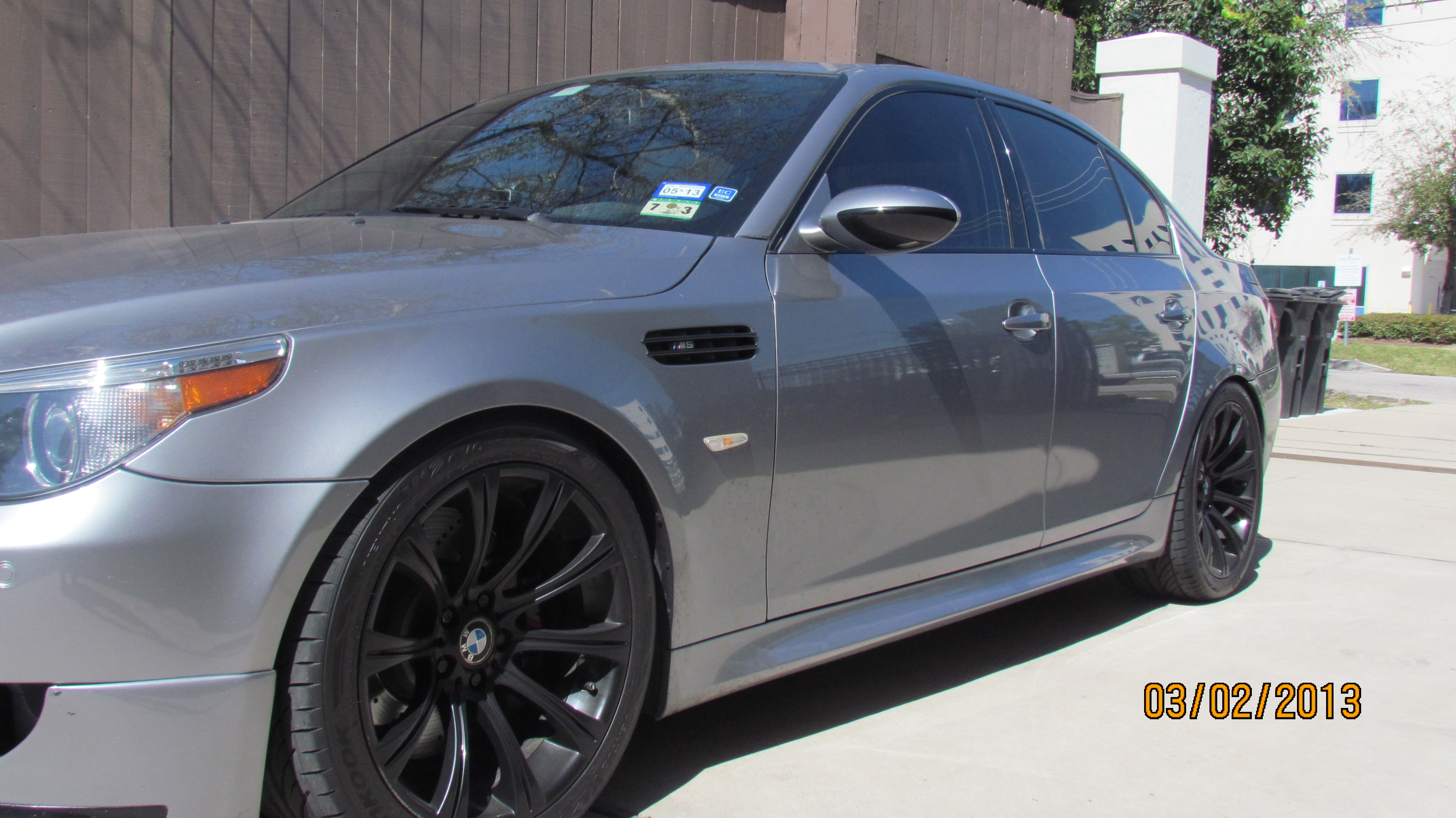E60 (03-10) For Sale 2006 BMW M5 with 59K and damaged engine - BMW M5 Forum and M6 Forums