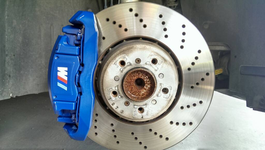 Painted Calipers Project Bmw M5 Forum And M6 Forums