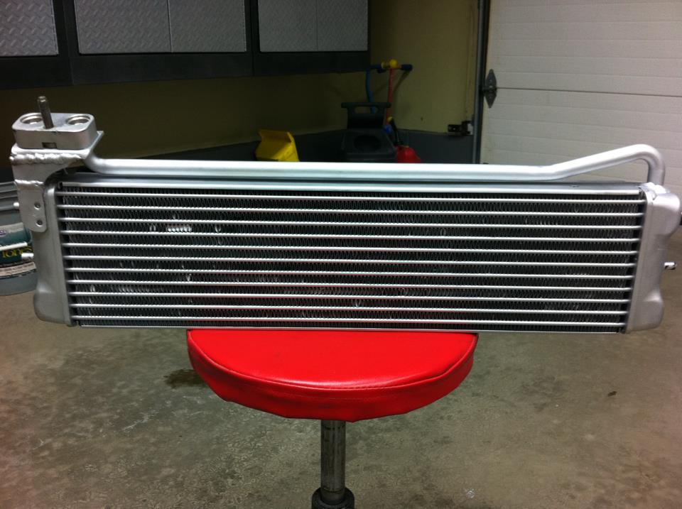 Fixed my oil cooler  BMW M5 Forum and M6 Forums
