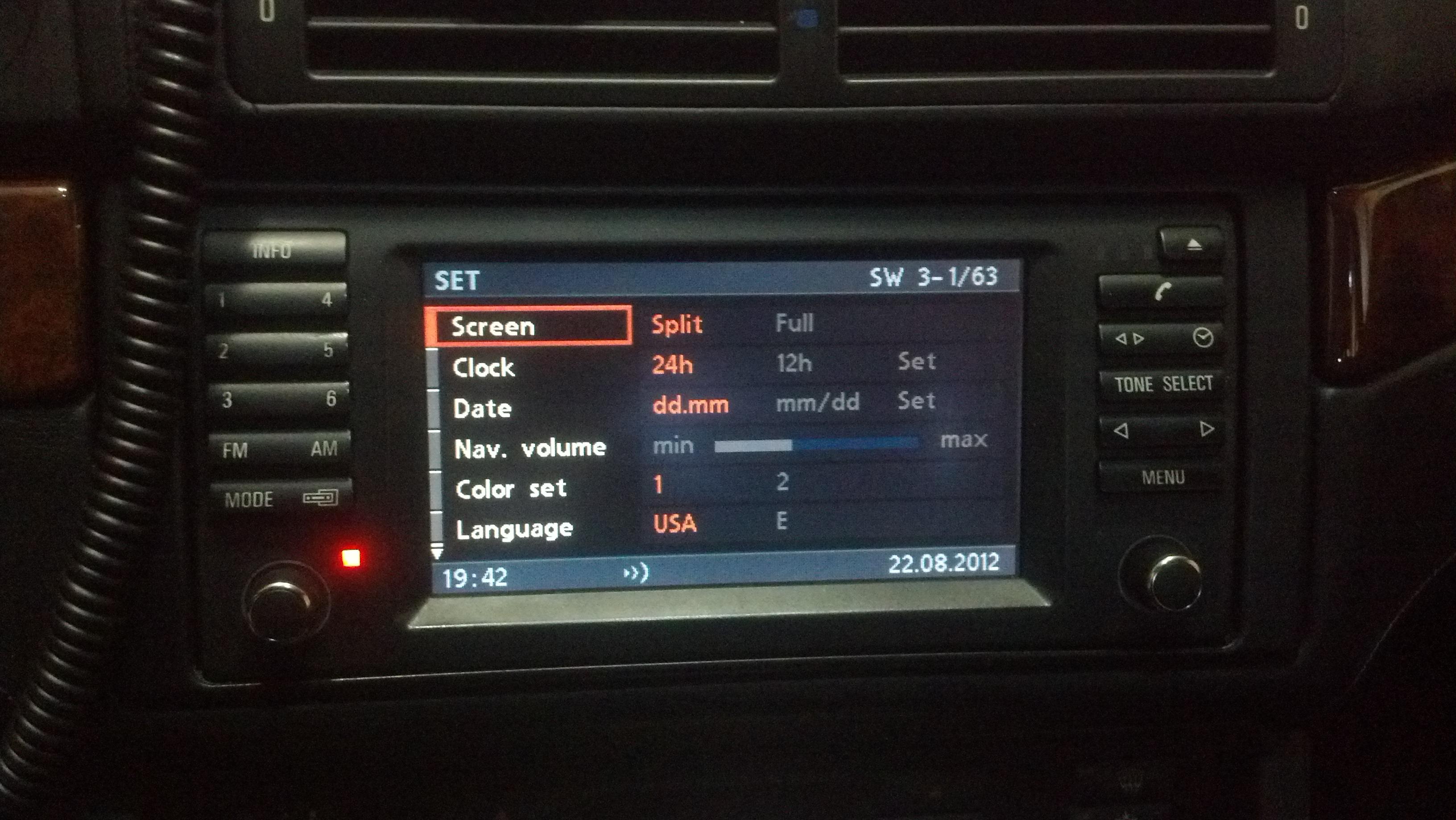 Diy E39 Bm53 Amp Bmw Sirius Radio Retrofit Bmw M5