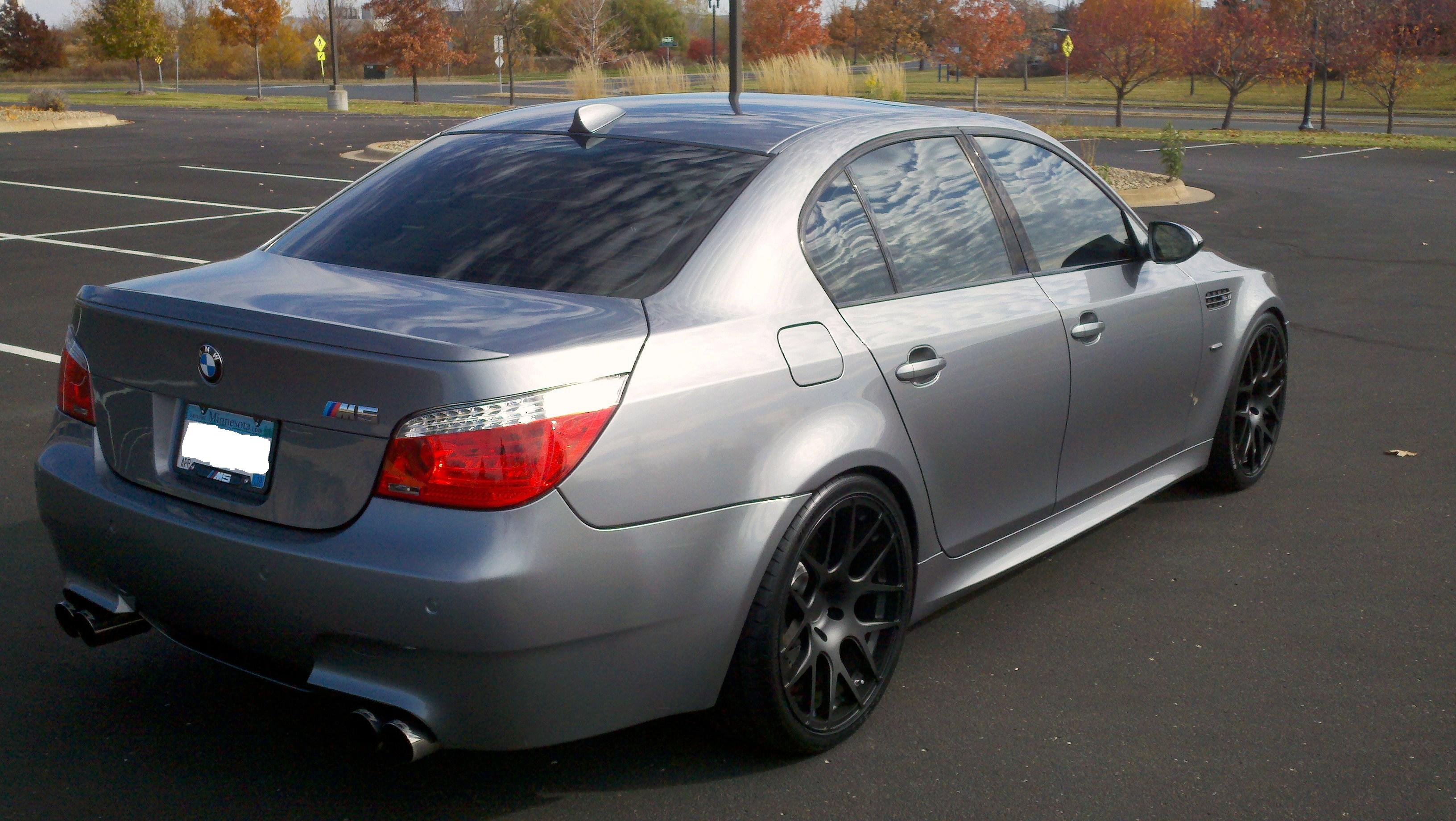 Exhaust Tip Advice Bmw M5 Forum And M6 Forums