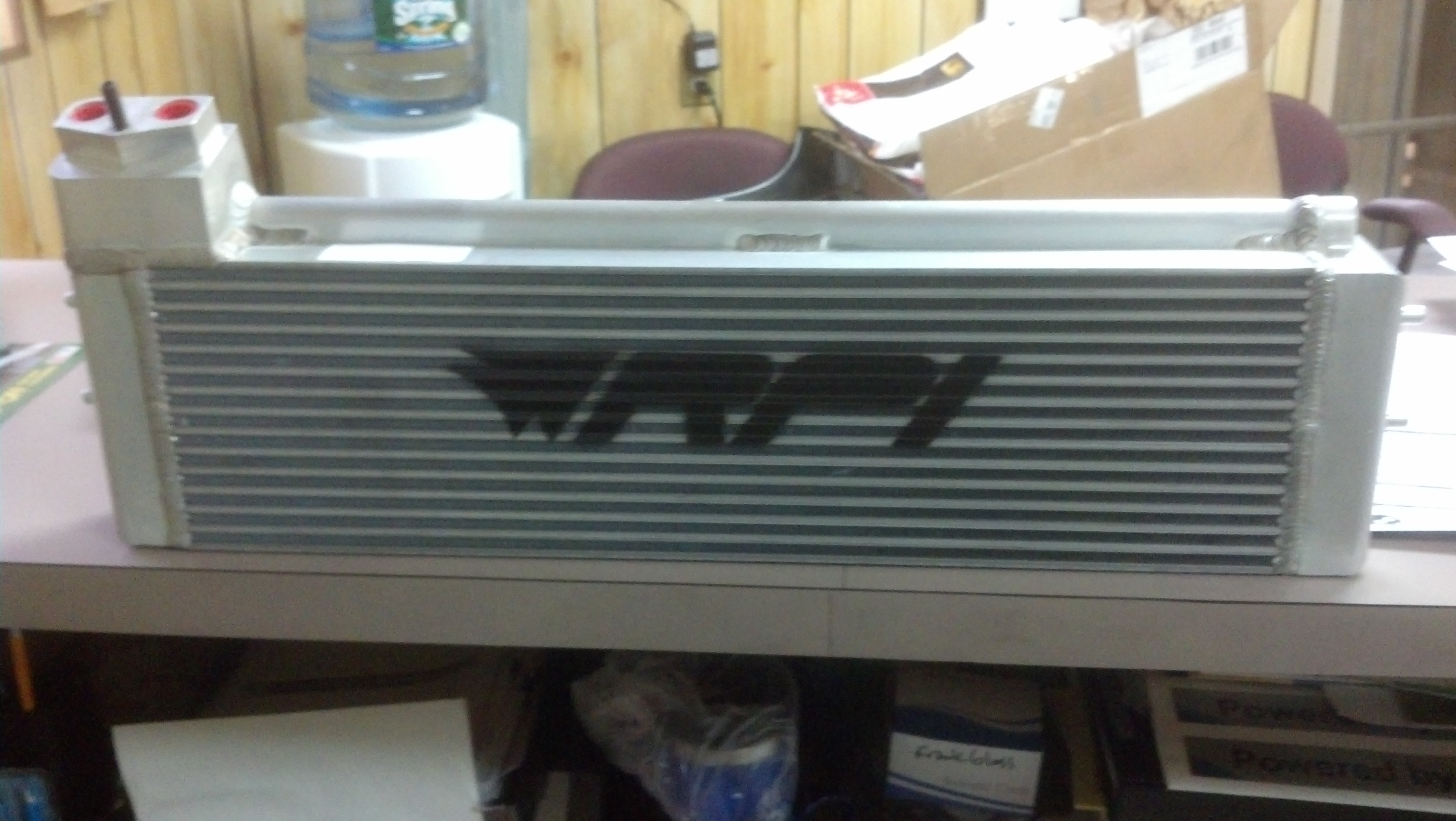 New rpi oil cooler just arrived  BMW M5 Forum and M6 Forums
