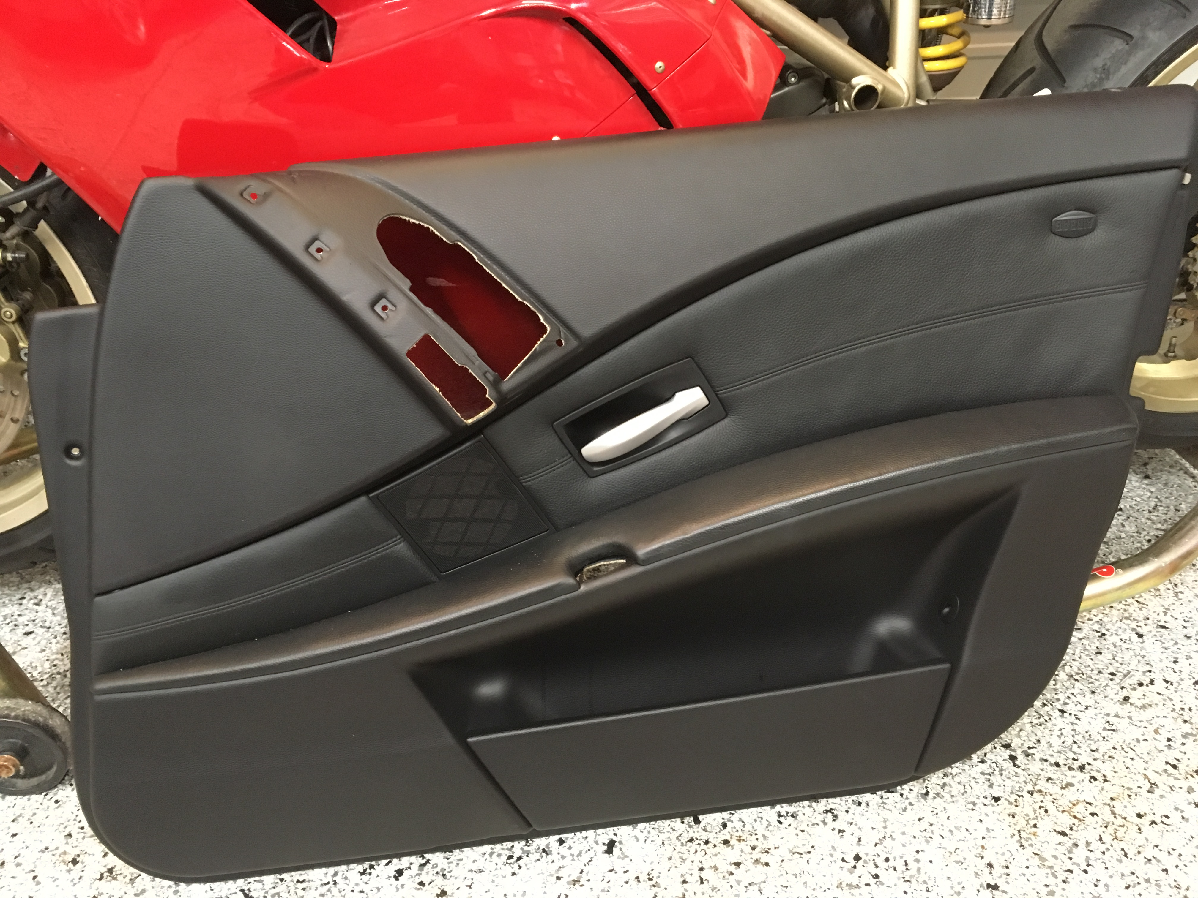 Black M5 door panels with the shade option-2017-01-21-17.18.26.jpg