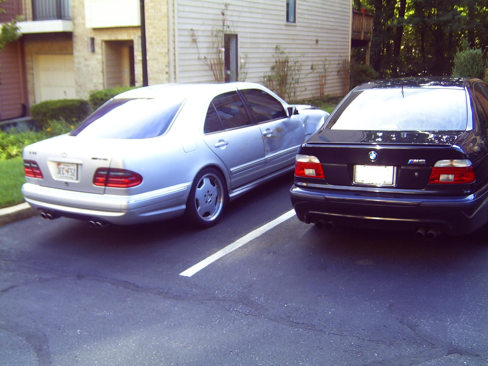 W210 E55 AMG to E39 M5 - The