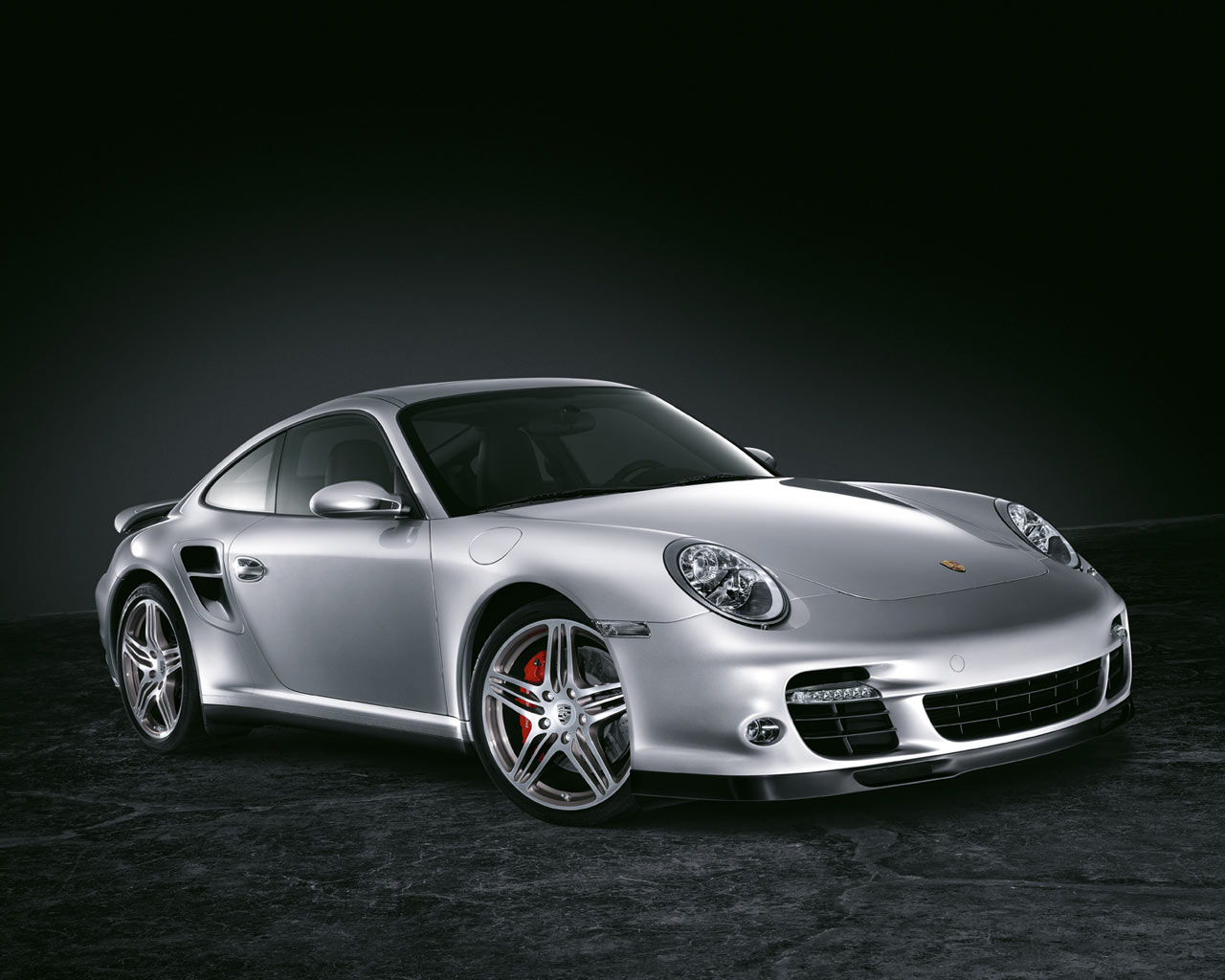 Official Porsche 997 Turbo