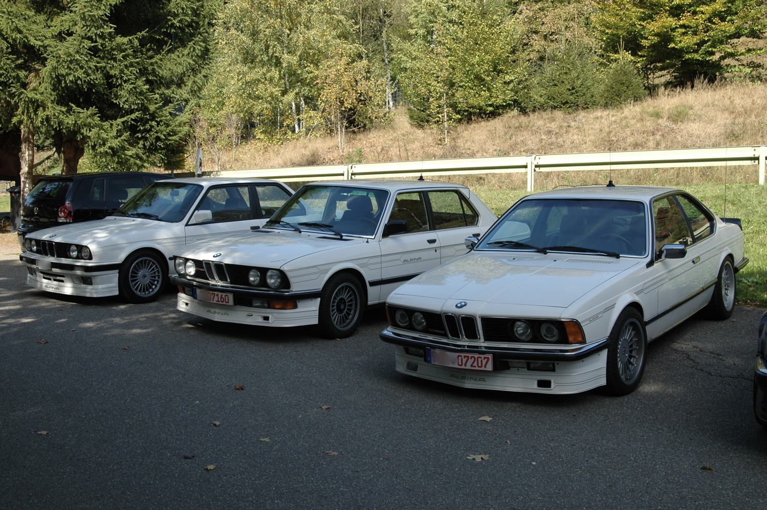 Classic BMW/ALPINA in the