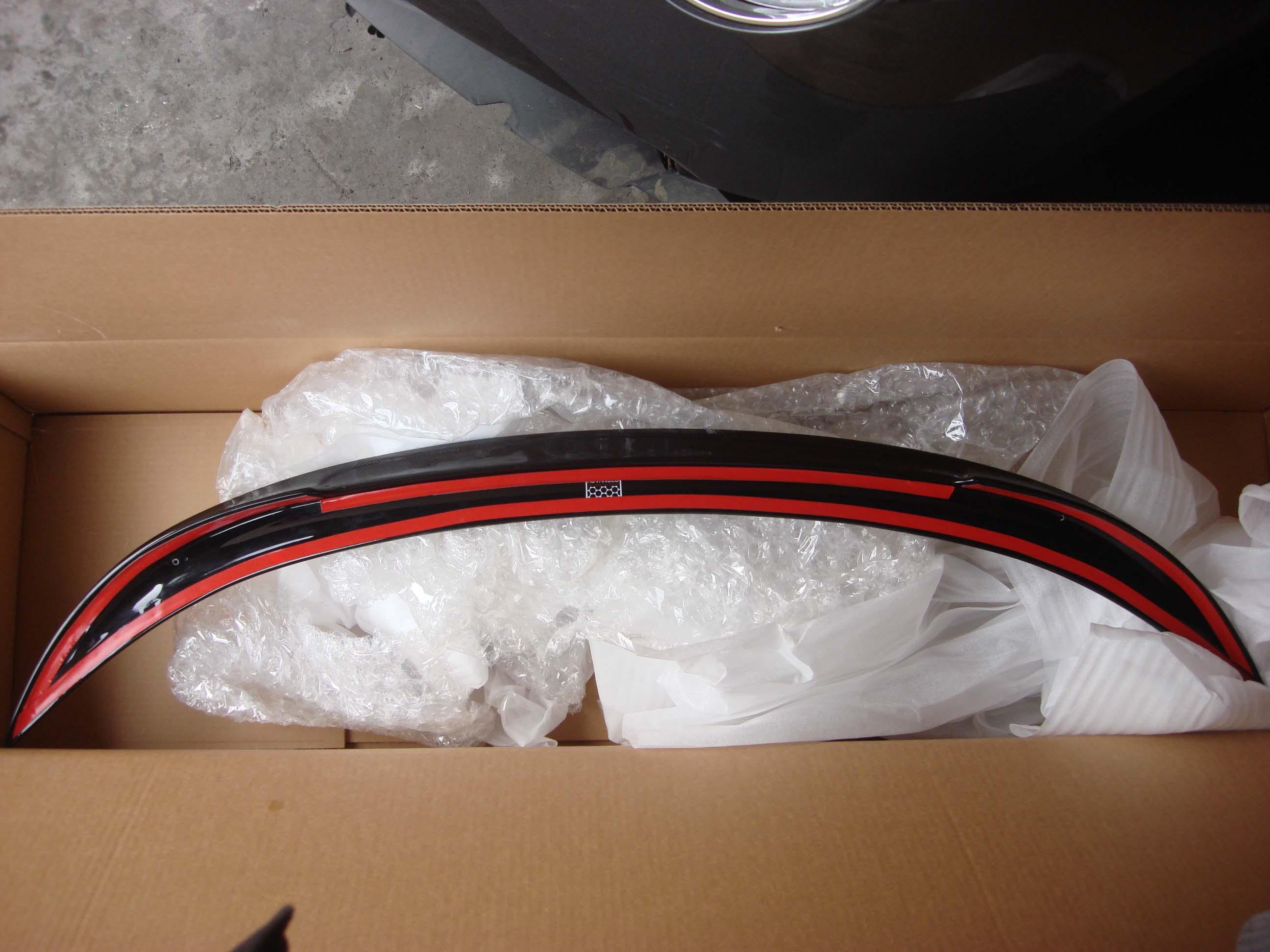 Brand New Vorsteiner Carbon Fiber Dec klid Spoiler for SALE.-4.jpg
