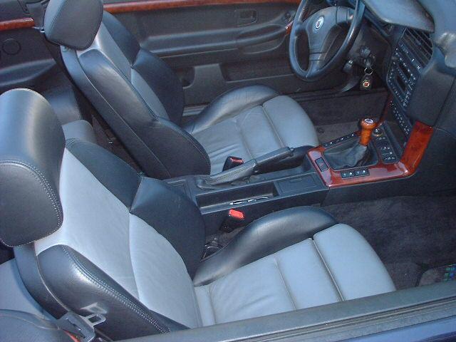 BMW Alpina B8 Sedan