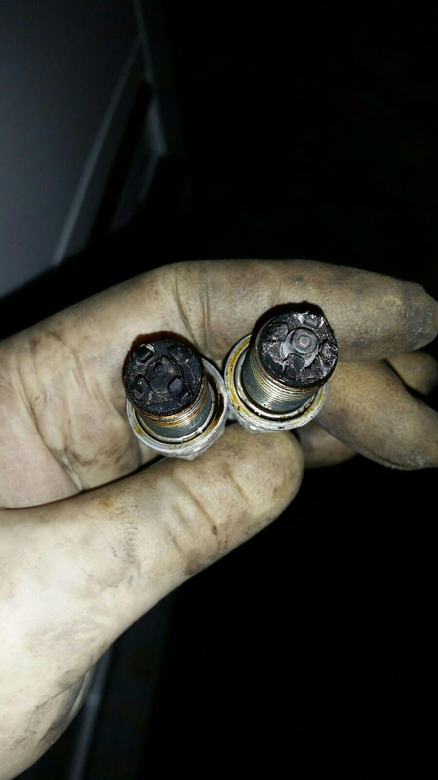 Really Rough Idle - Check Engine Light - Misfire during warm