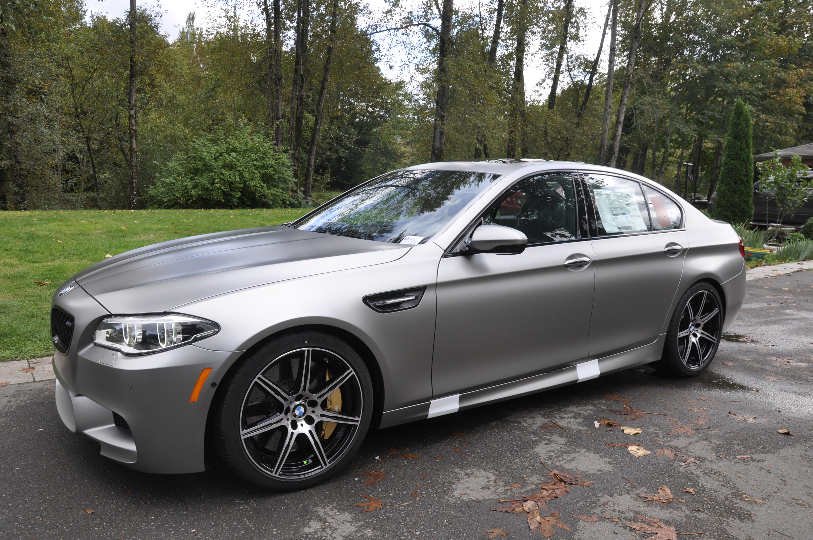 Bmw M5 F10 >> F10 For Sale Extremely rare 1 of 29 BMW M5 Jahre editions - BMW M5 Forum and M6 Forums