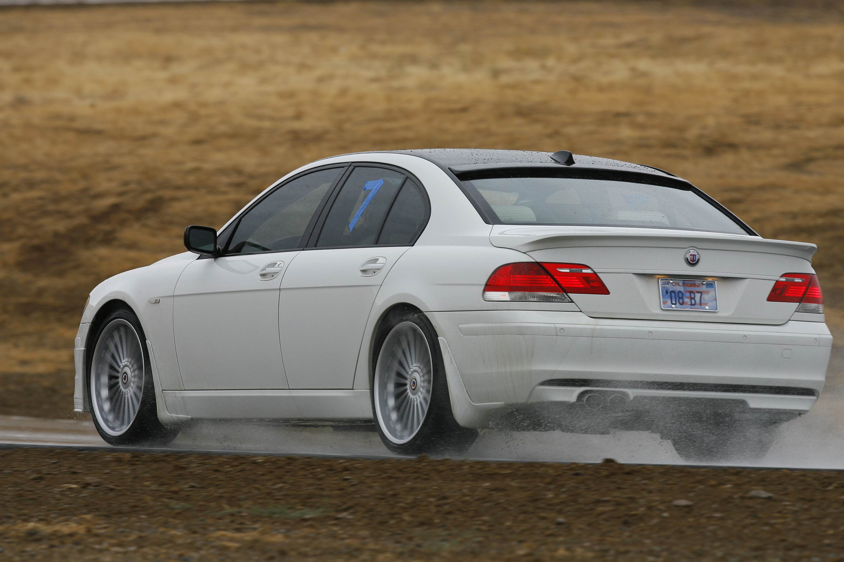 High Res Pictures Member Rturner Alpine White BMW ALPINA B7 On