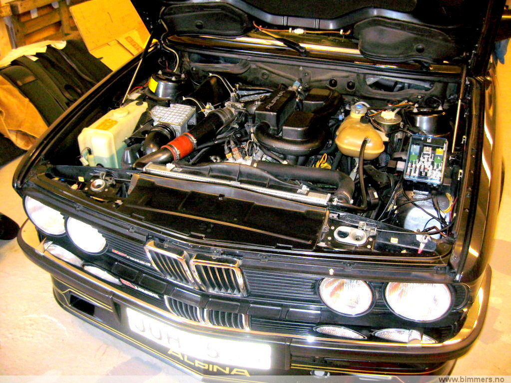 (BMW Alpina B7 Turbo 1984. - The Unofficial BMW M5 Messageboard )