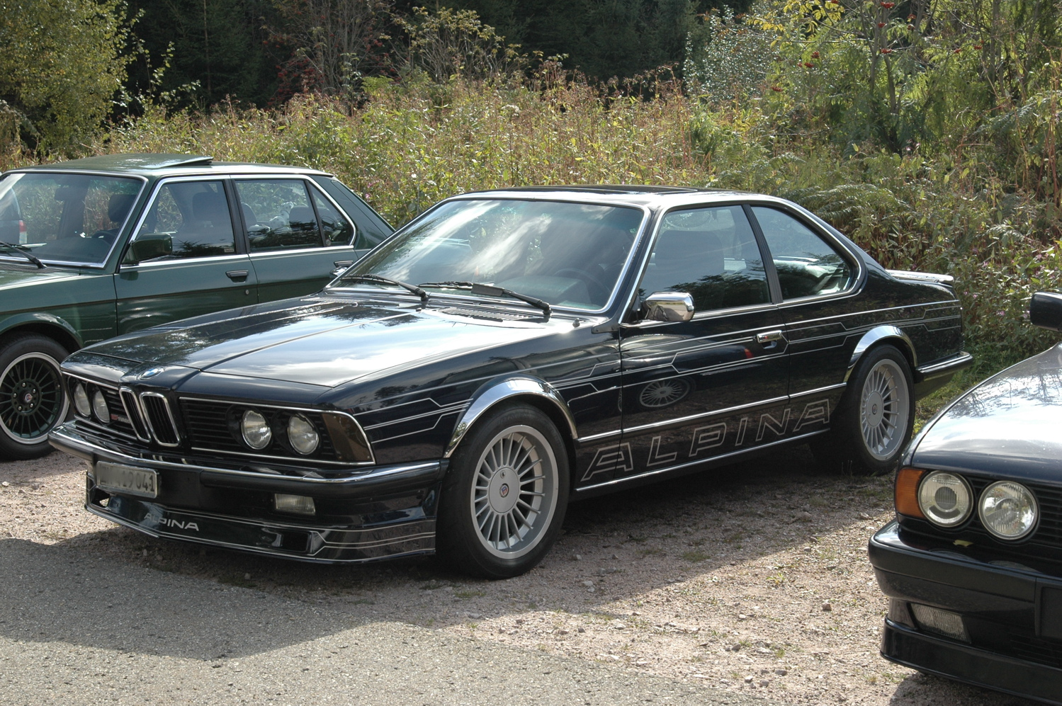 4. Classic BMW/ALPINA in the blackforest - Page 2 - BMW M5 Forum and ...