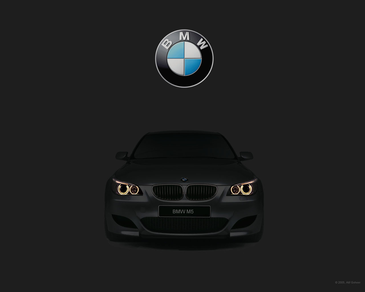 2005 Bmw M5 Wallpapers