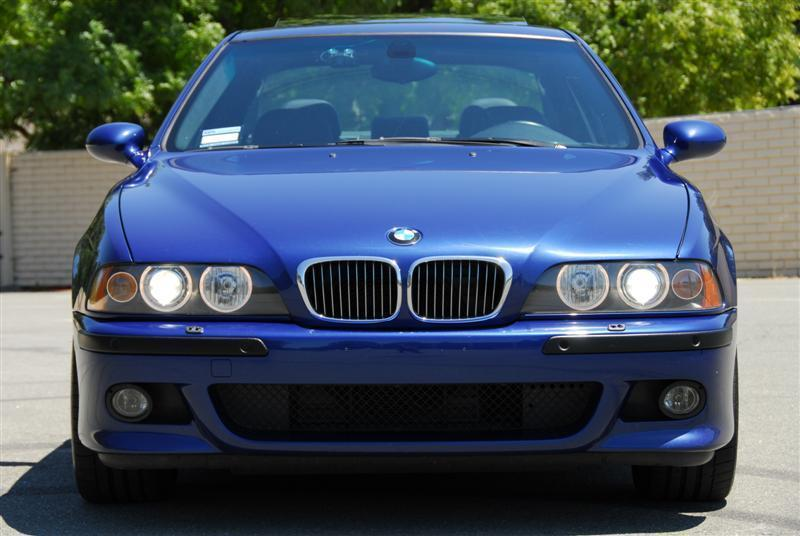 50525D1193188408 2003 Bmw M5 Le Mans Blue One Owner 68K Miles Priced Sell 31950 00 Bmwm5