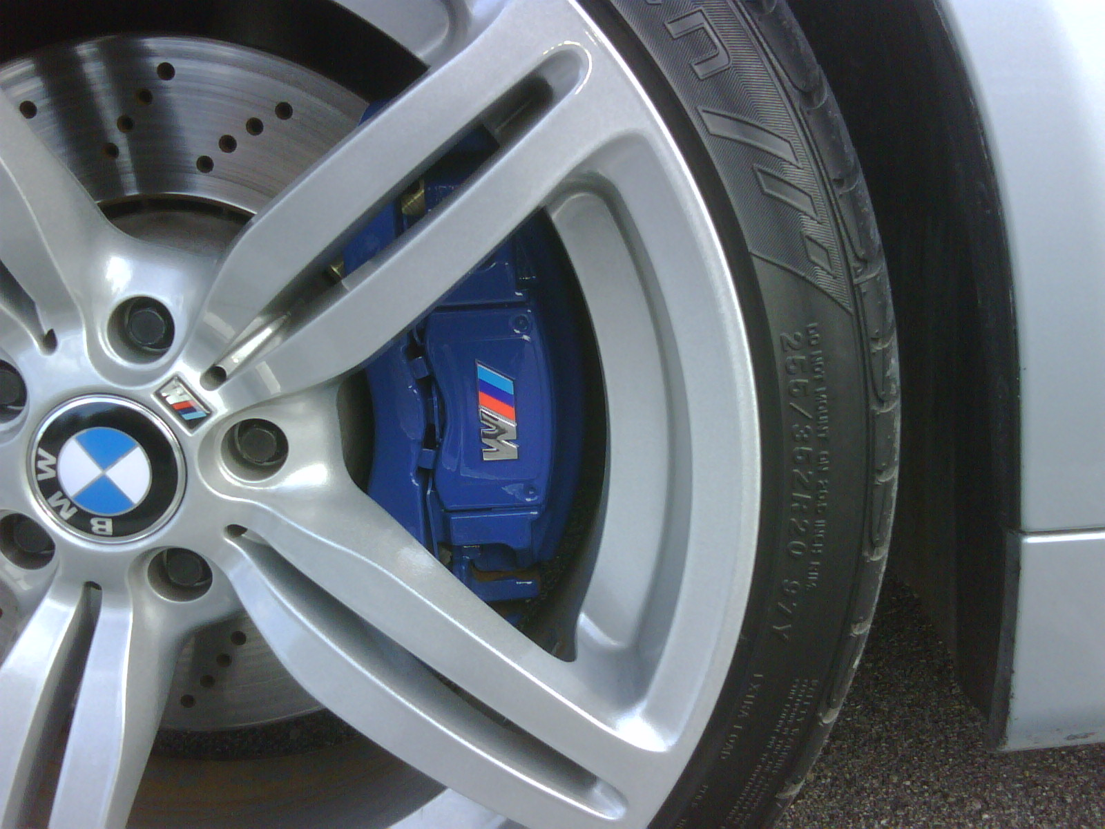 Brake Calipers Overhaulin Bmw M5 Forum And M6 Forums