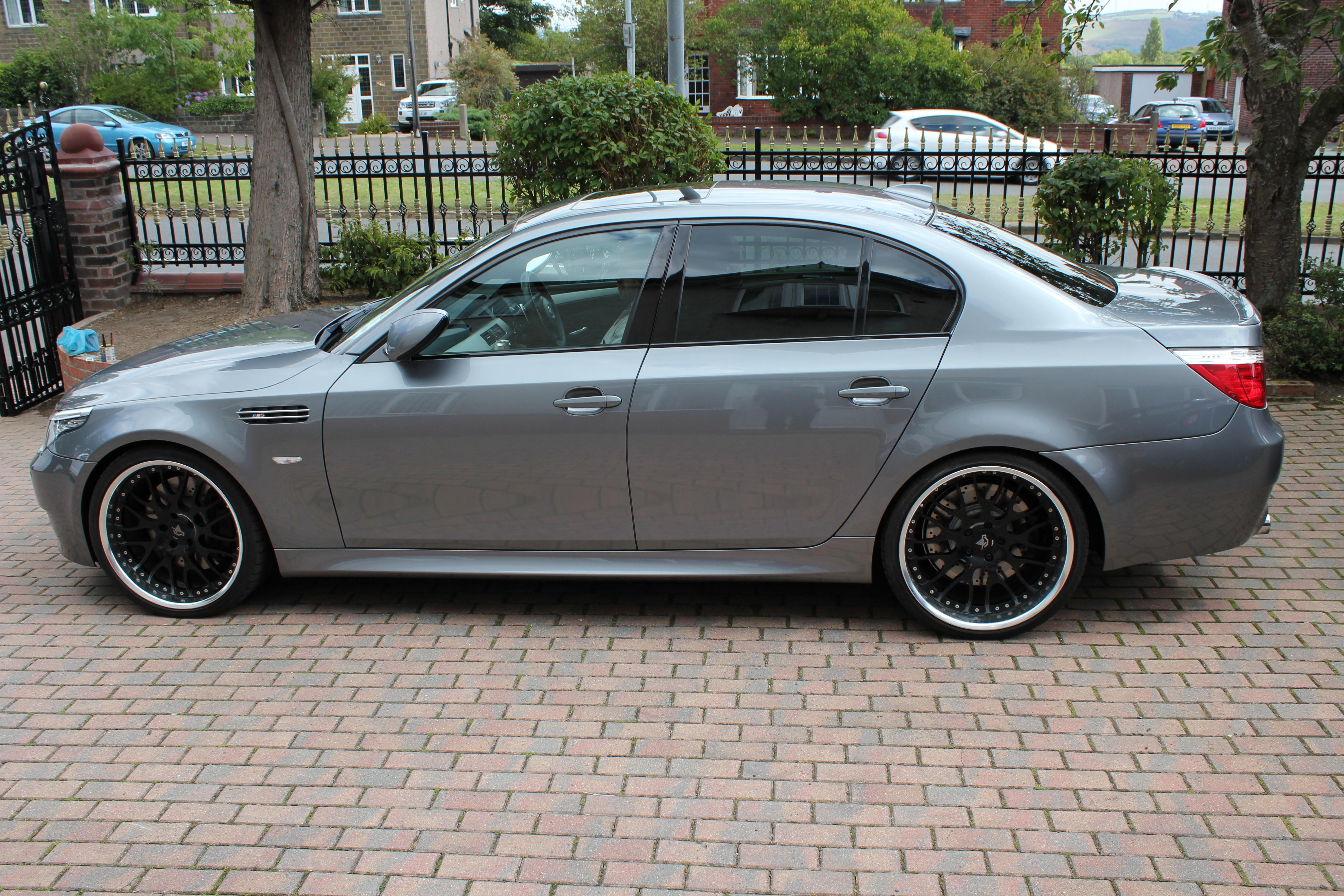 Hamann 21 Race Edition Alloys To Fit Bmw E60 M5 M6 Page 2