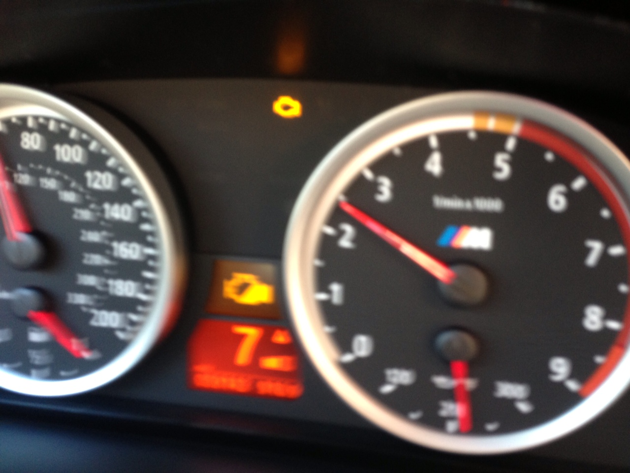 Bmw Engine Symbols >> Reduced Engine Power - Increased Emissions - BMW M5 Forum and M6 Forums