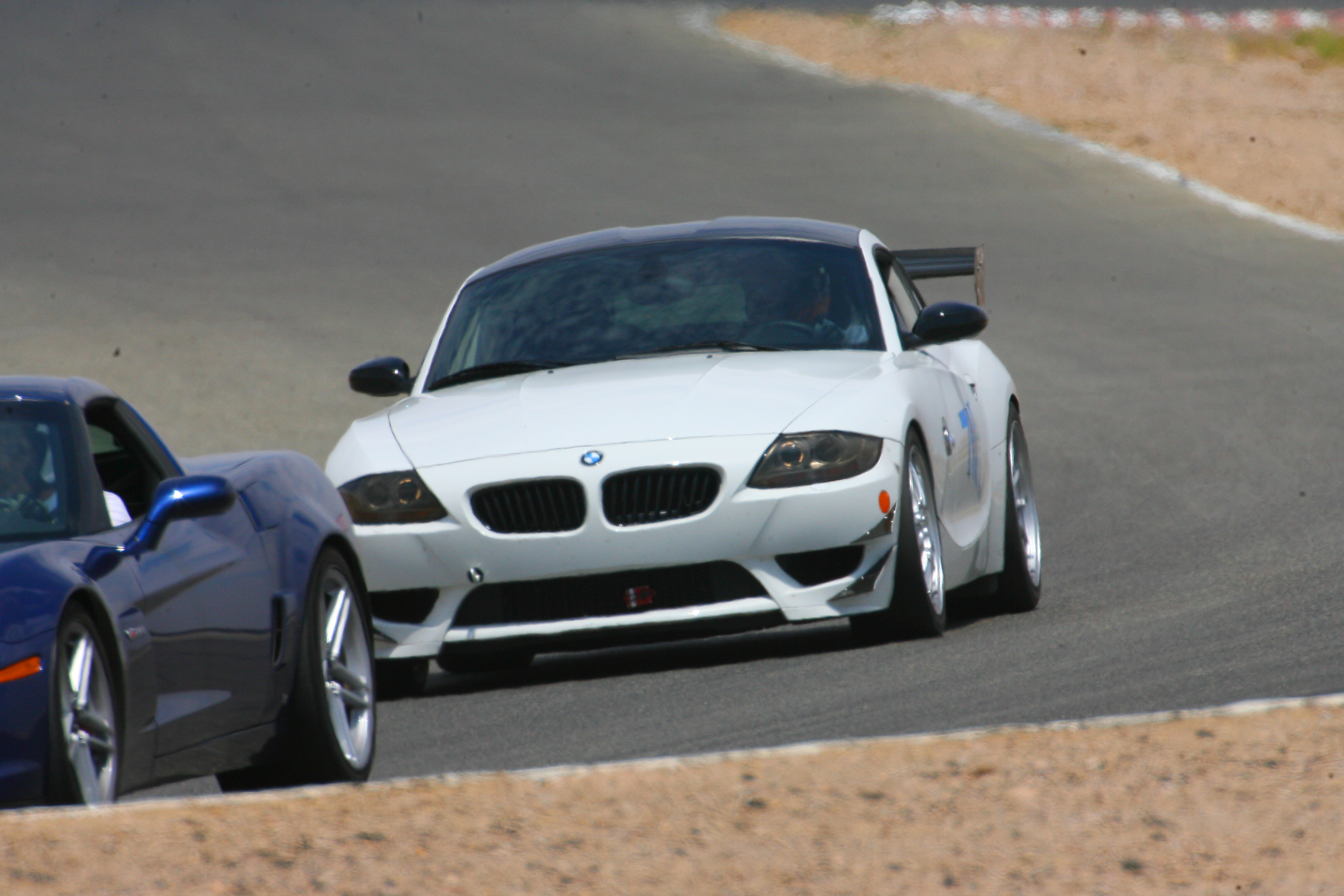 Z4 Mcoupe Is More Than A Capable Track Car Bmw M5 Forum