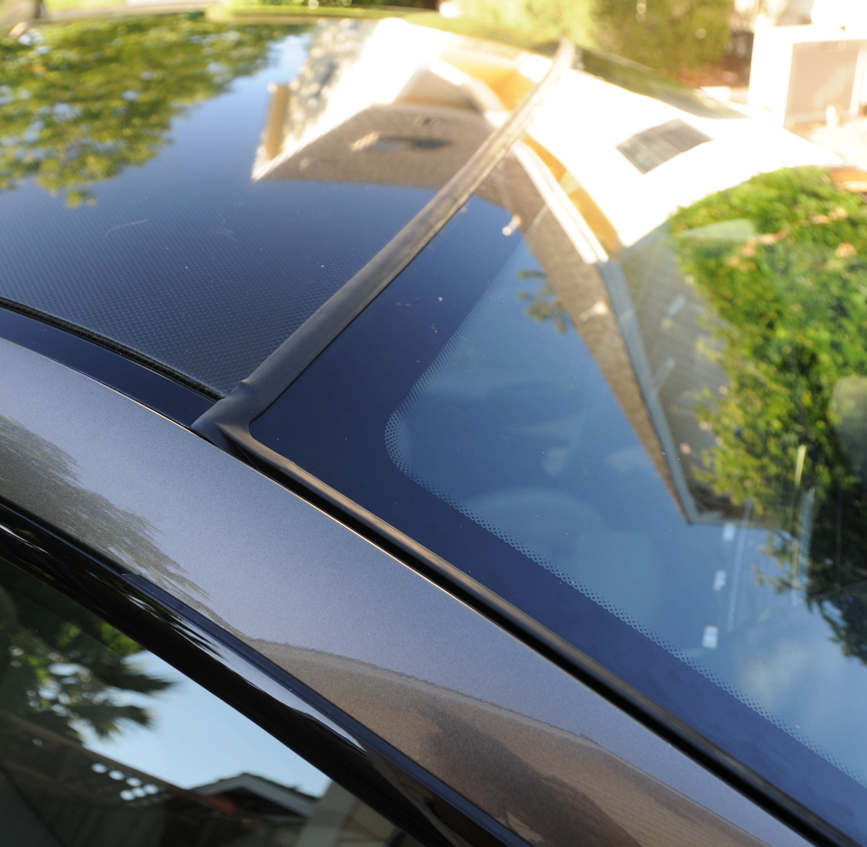 DIY: Windshield Trim Replacement