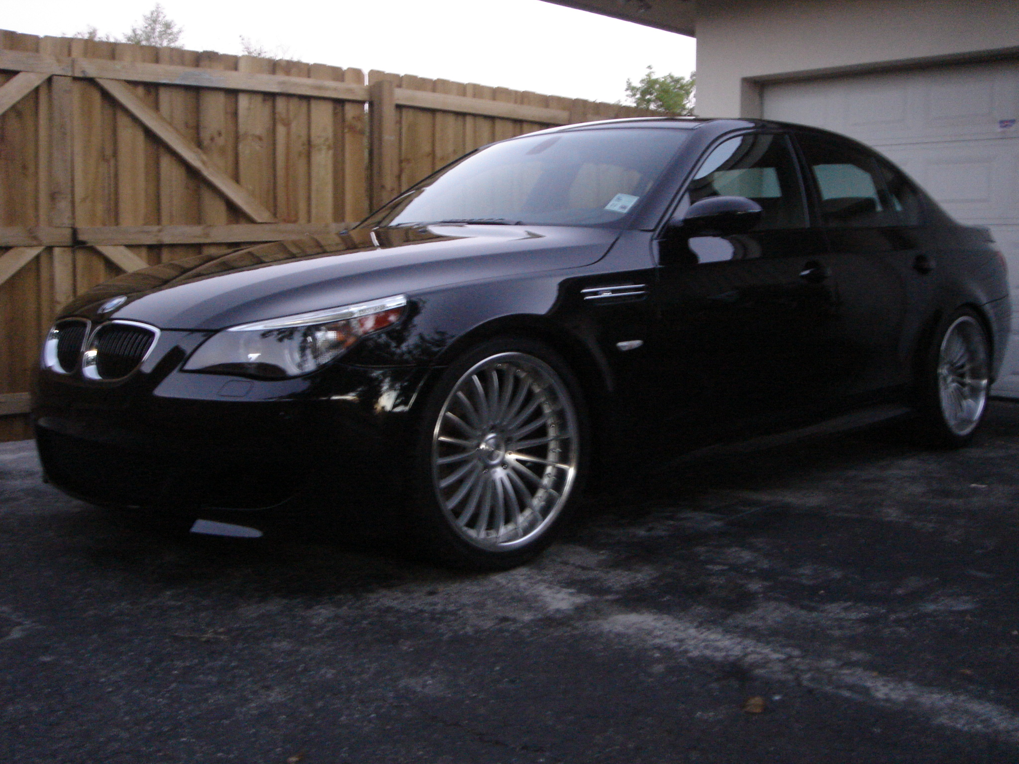 20 Inch R 228 Denergie Wheels H Amp R Springs Bmw M5 Forum And