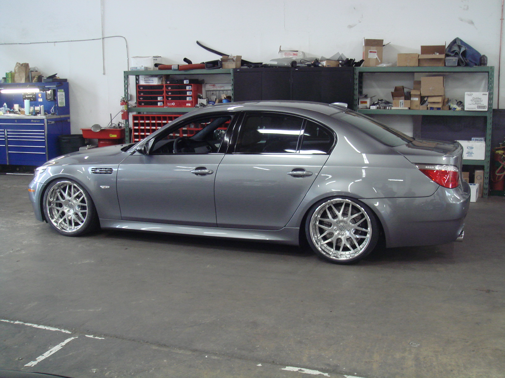 New shock springs on a 535i how much labor archive bimmerfest bmw forums