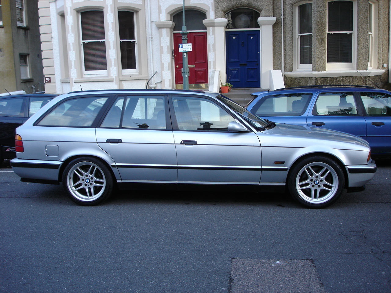 1993 Bmw 525i For Sale 1995 Bmw E34 M5 Touring Rear Pictures to pin on Pinterest