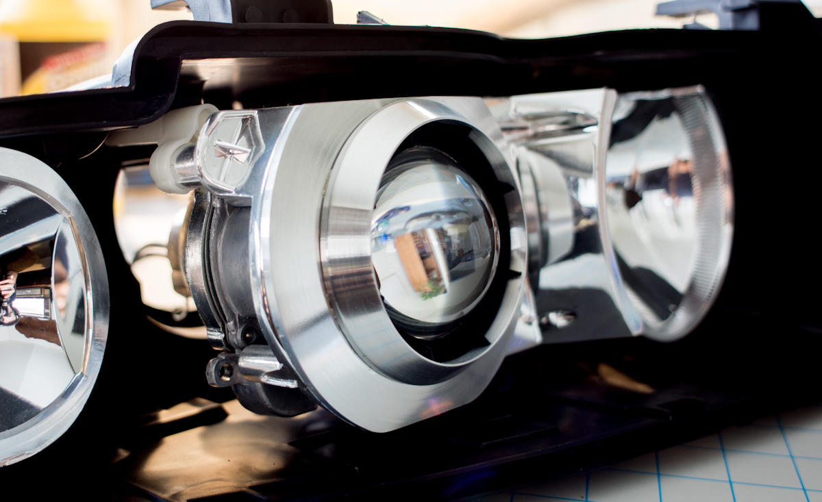 Headlight Retrofit and Modifications - BMW M5 Forum and M6 Forums