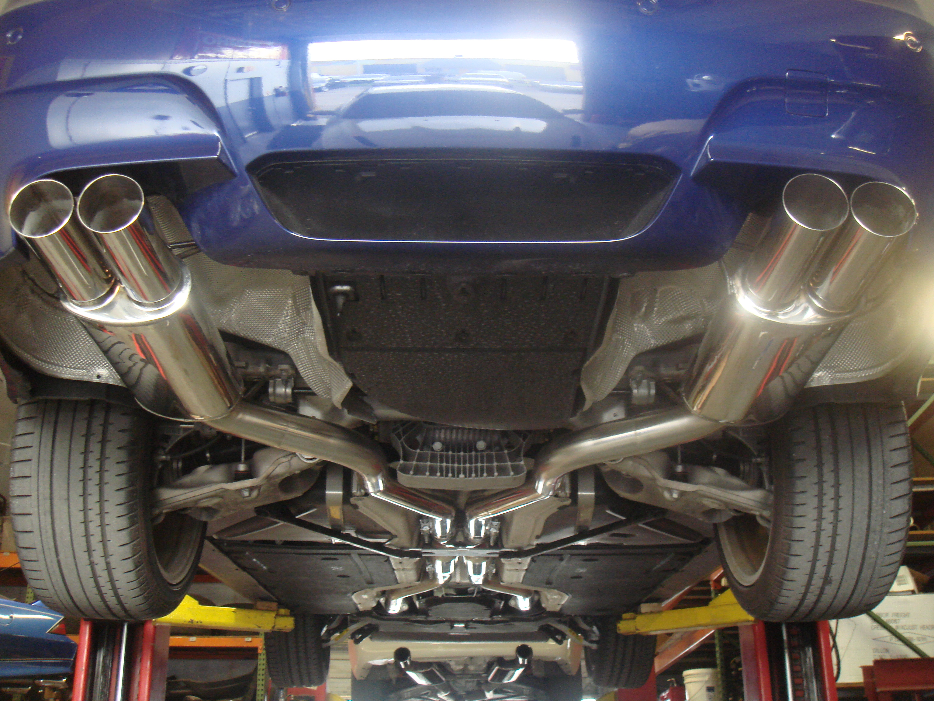 Asr Engineering E60 M5 Gen Ii Exhaust Dyno Results Bmw M5 Forum And M6 Forums