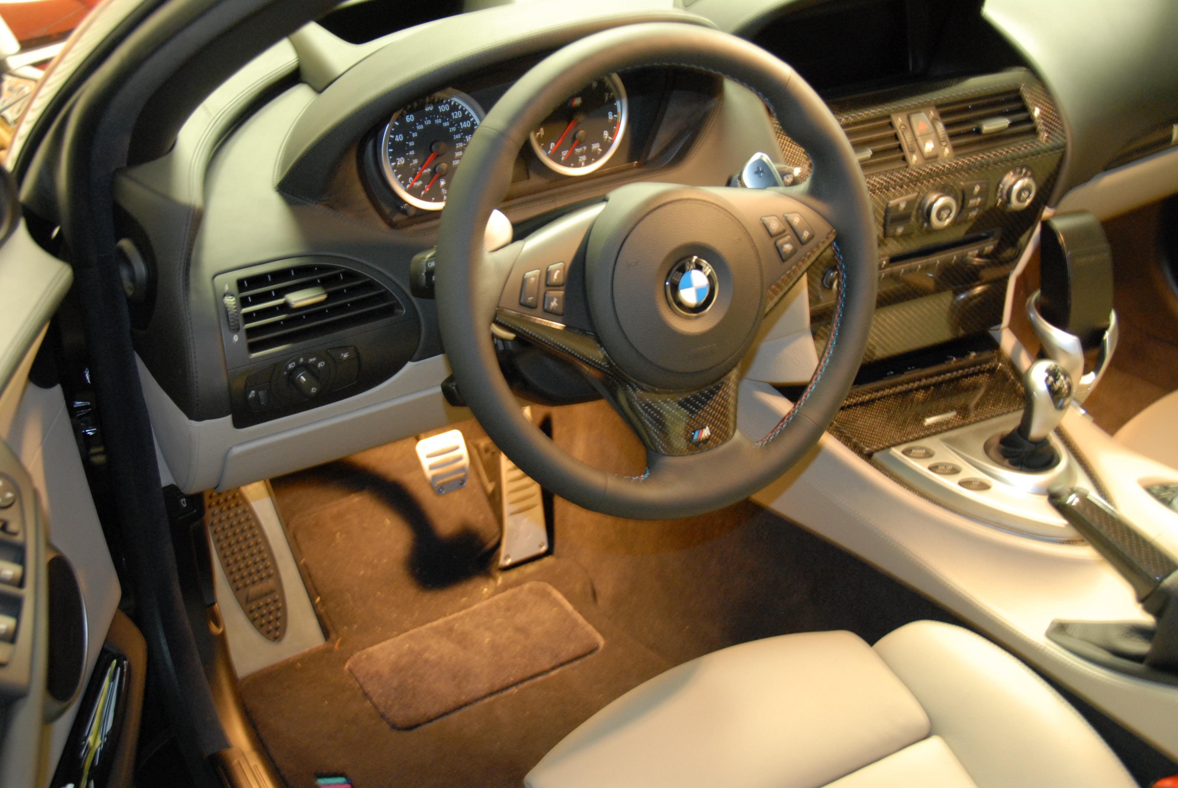Member noushy BMW M6