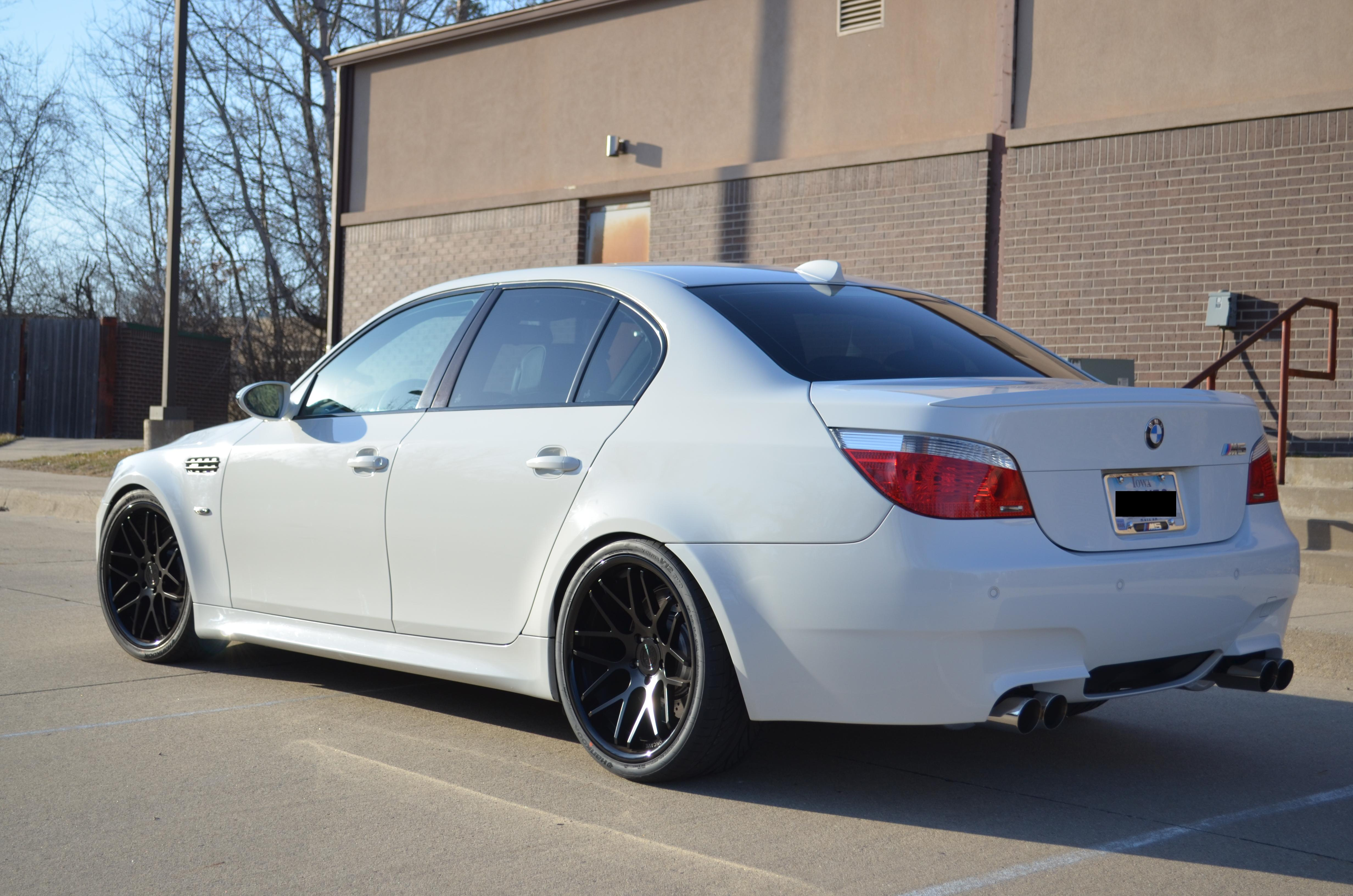 Winter mods are done. Time to enjoy... - BMW M5 Forum and M6 Forums