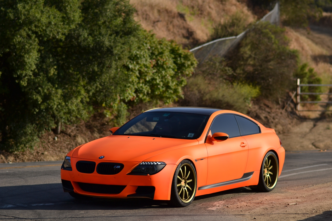 Orange Plasti Dip M6 Bmw M5 Forum And M6 Forums