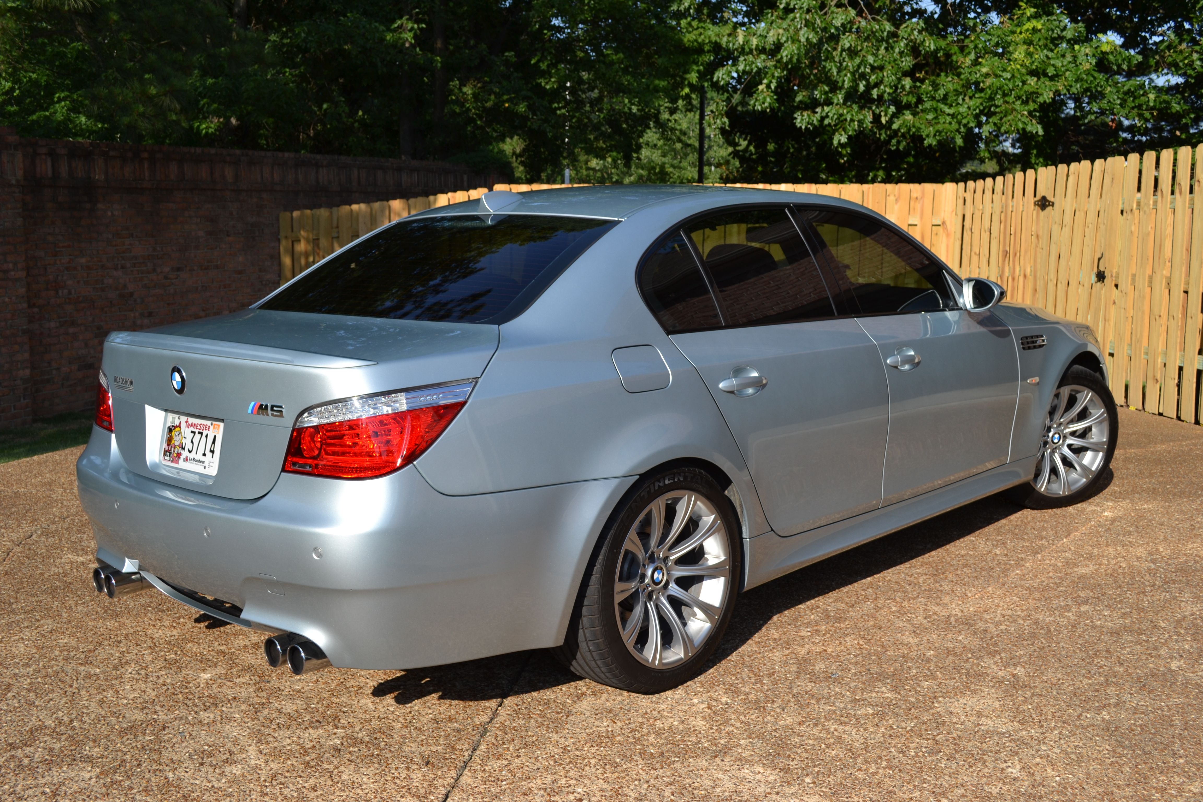 Window Tint 15 Formula One Bmw M5 Forum And M6 Forums