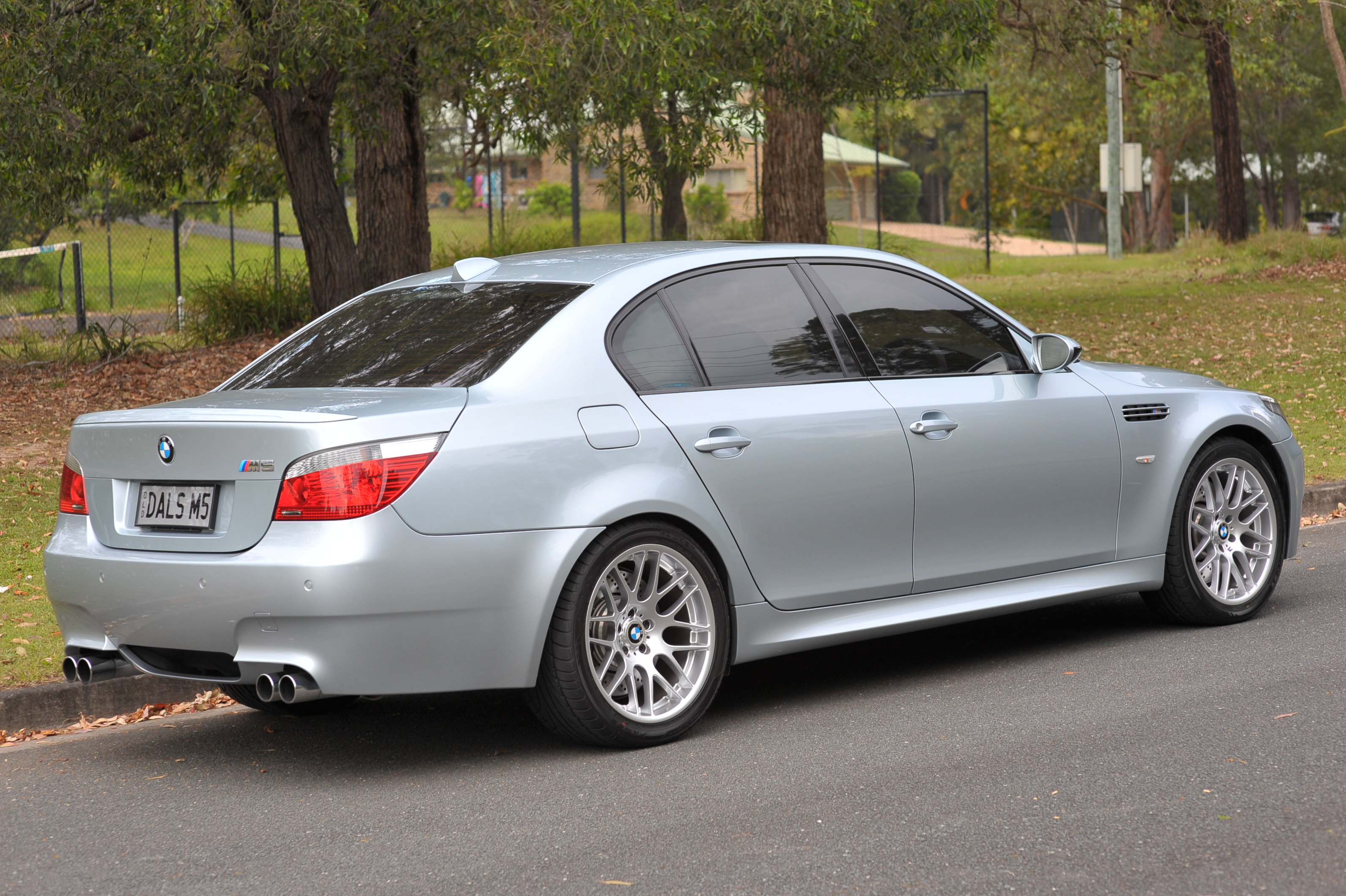 Pictures: New CSL wheels on my m5 - BMW M5 Forum and M6 Forums