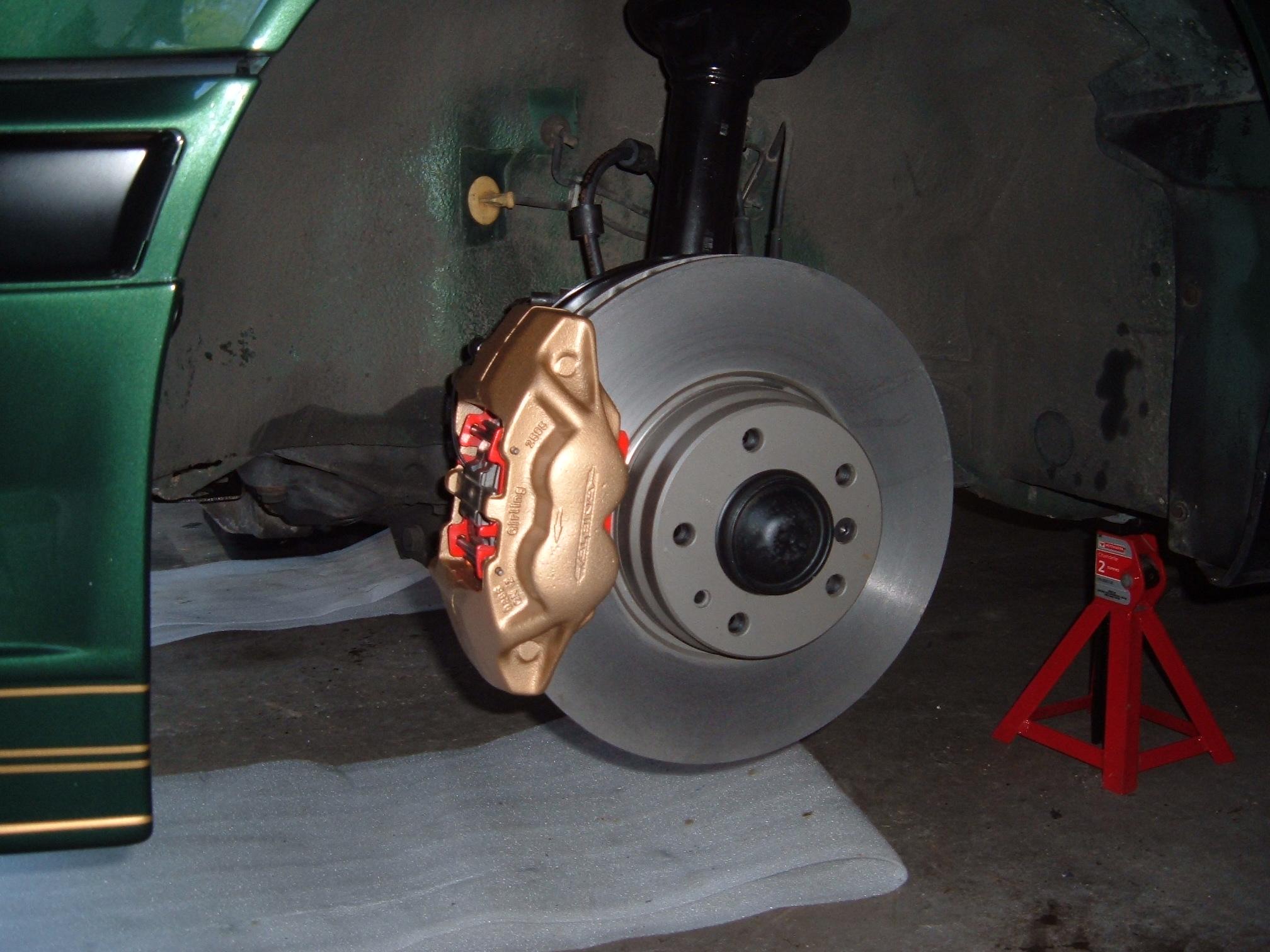 Suspension And Brake Work On B10 Biturbo Bmw M5 Forum