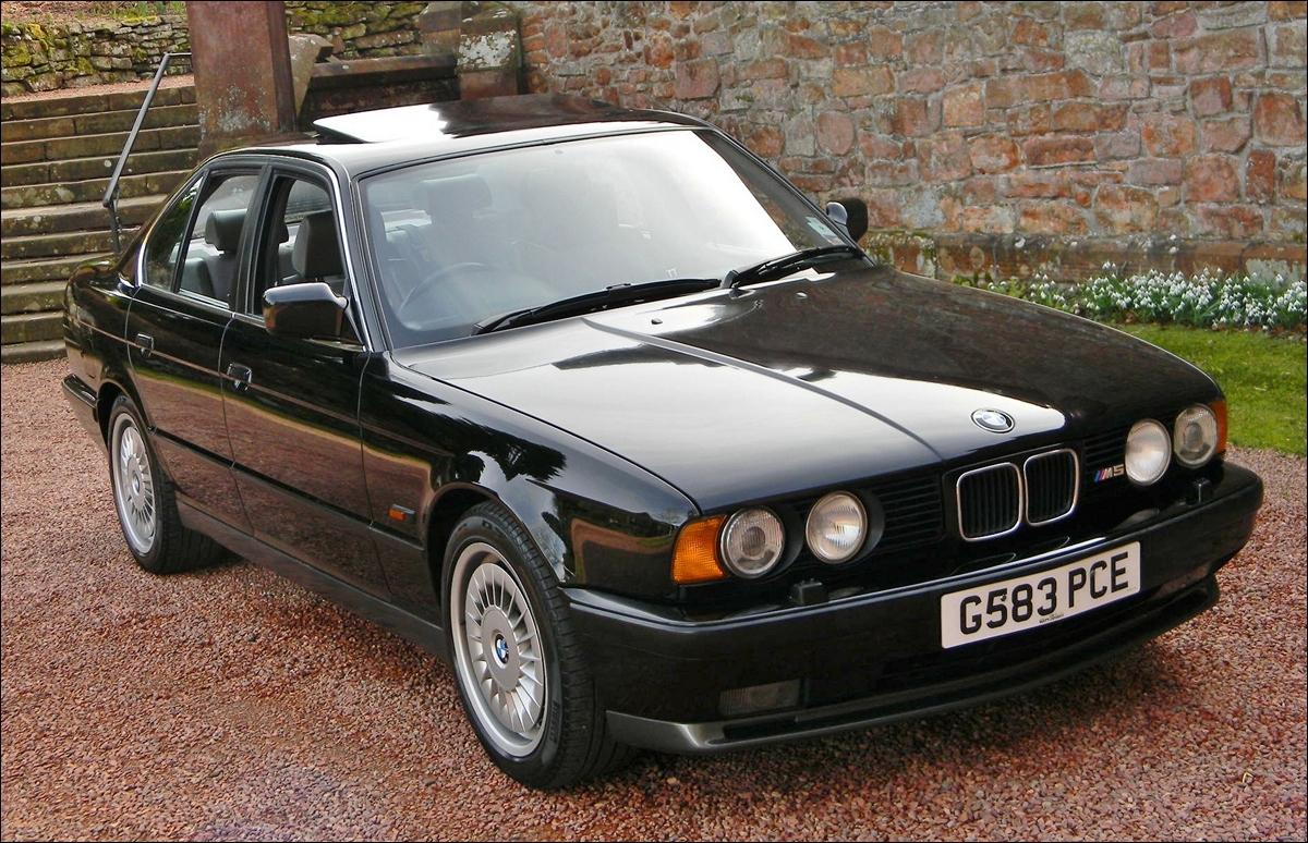 E M Black That Everyone Is Talking About BMW M - 1990 bmw m5