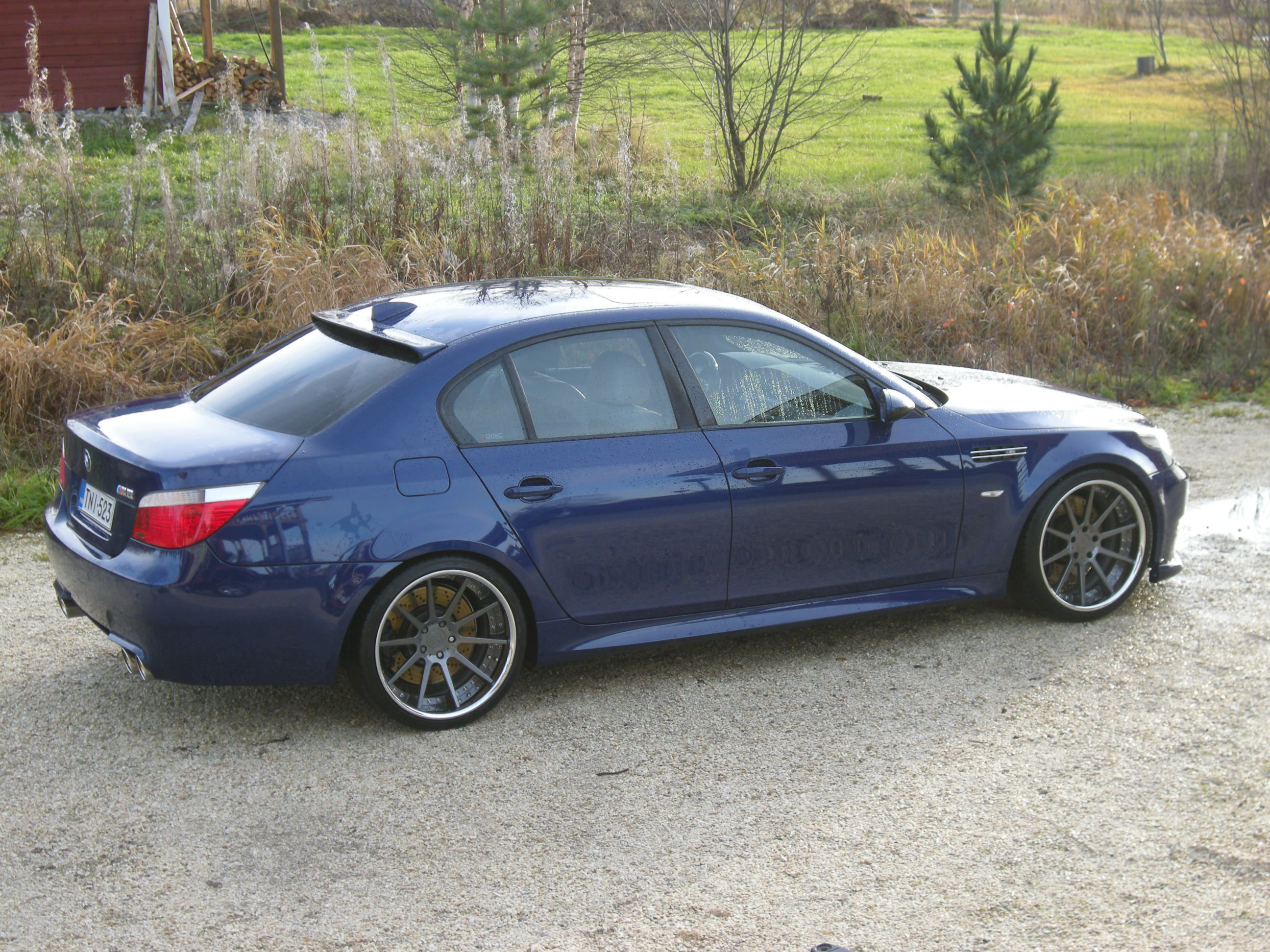 Best Wheels On E60 Post Your Pics Page 4 Bmw M5 Forum And M6 Forums