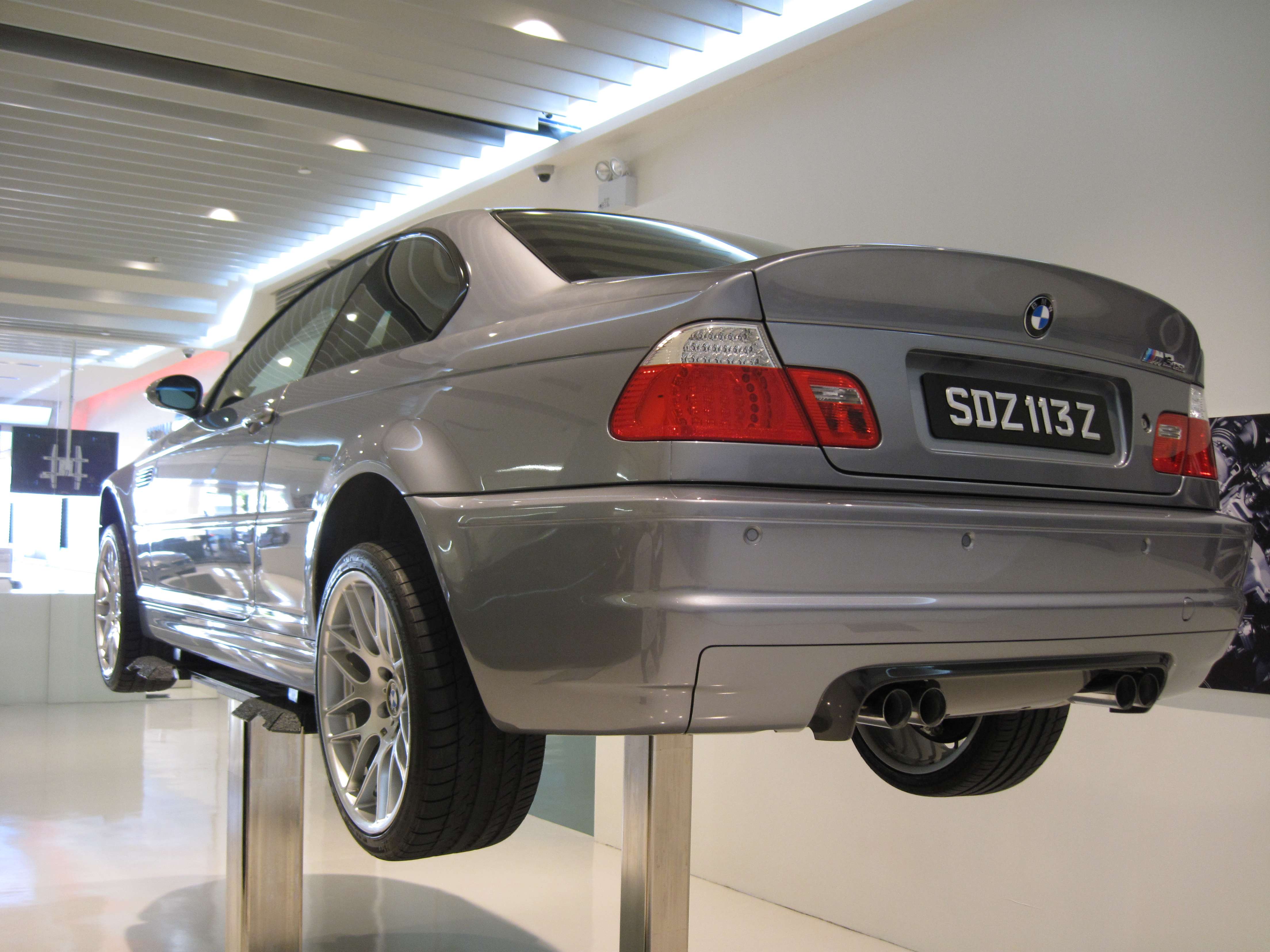 Launch of the world\'s first exclusive BMW M Division Dealership ...