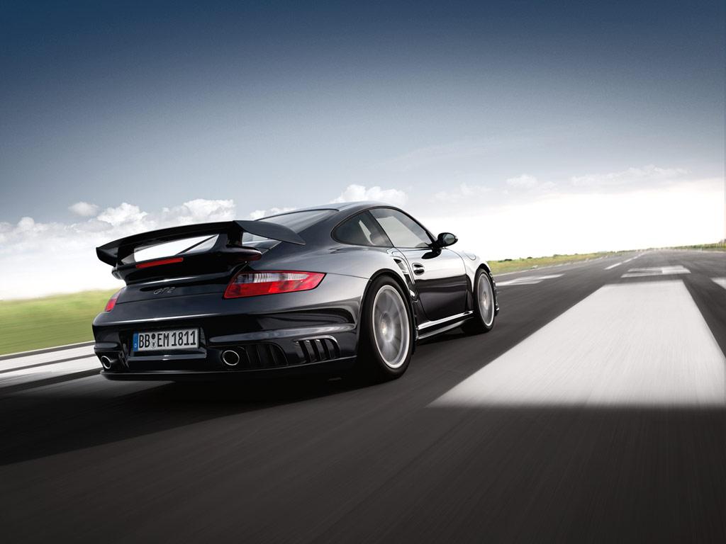 Bonus car Porsche 997 GT2