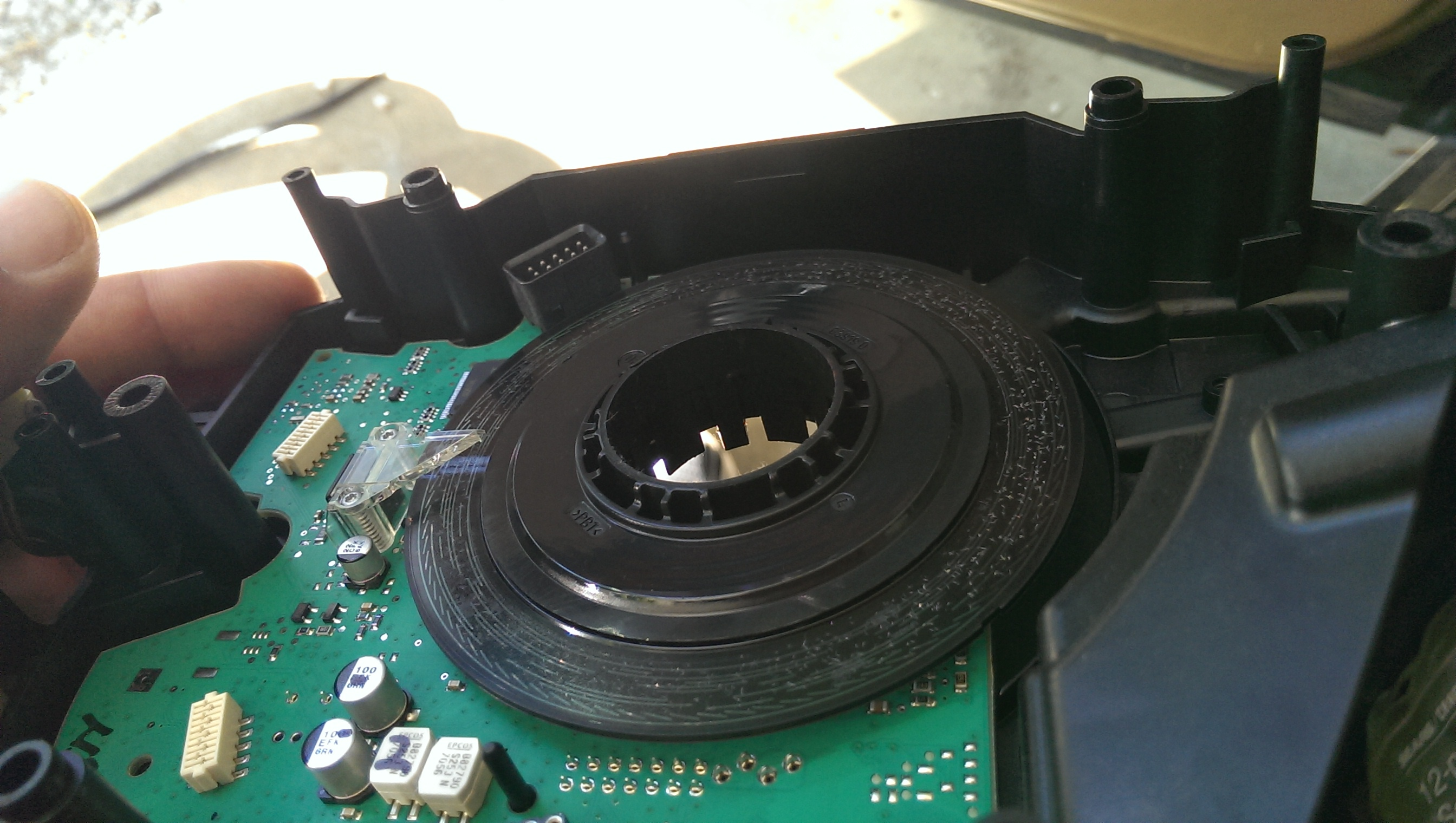 Steering Angle Sensor Diy Fix It Worked Page 5 Bmw