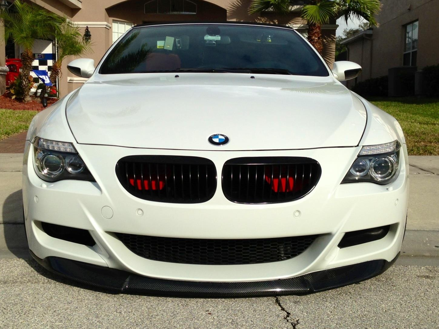 F12 Front Bumper On E63 E64 Bmw M5 Forum And M6 Forums